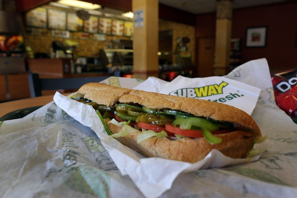 RIP: Subway's $5 foot-long sandwich deal is no more | The Washington Post