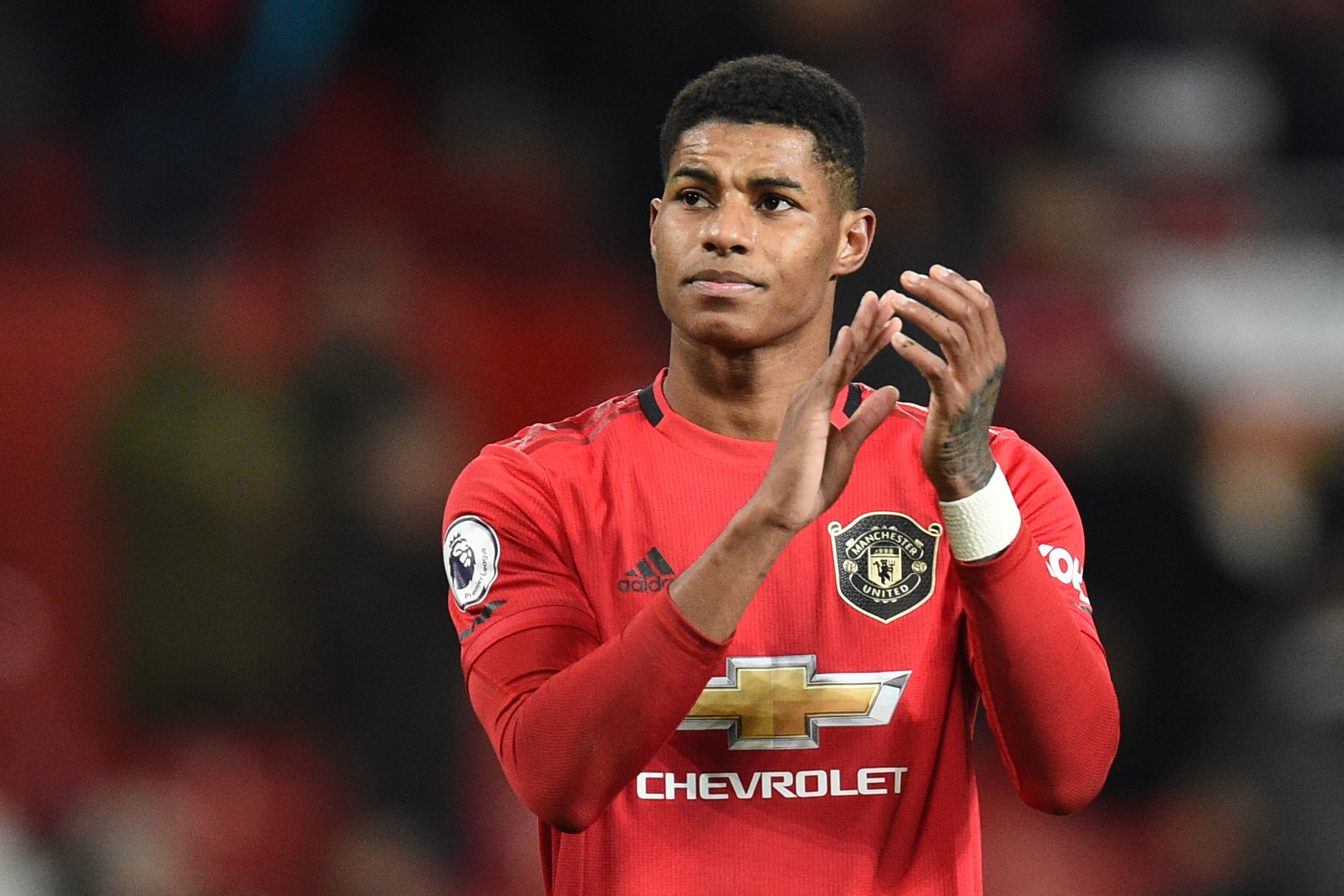 Marcus Rashford Pens Letter That Saves Uk Meal Voucher Program The Washington Post