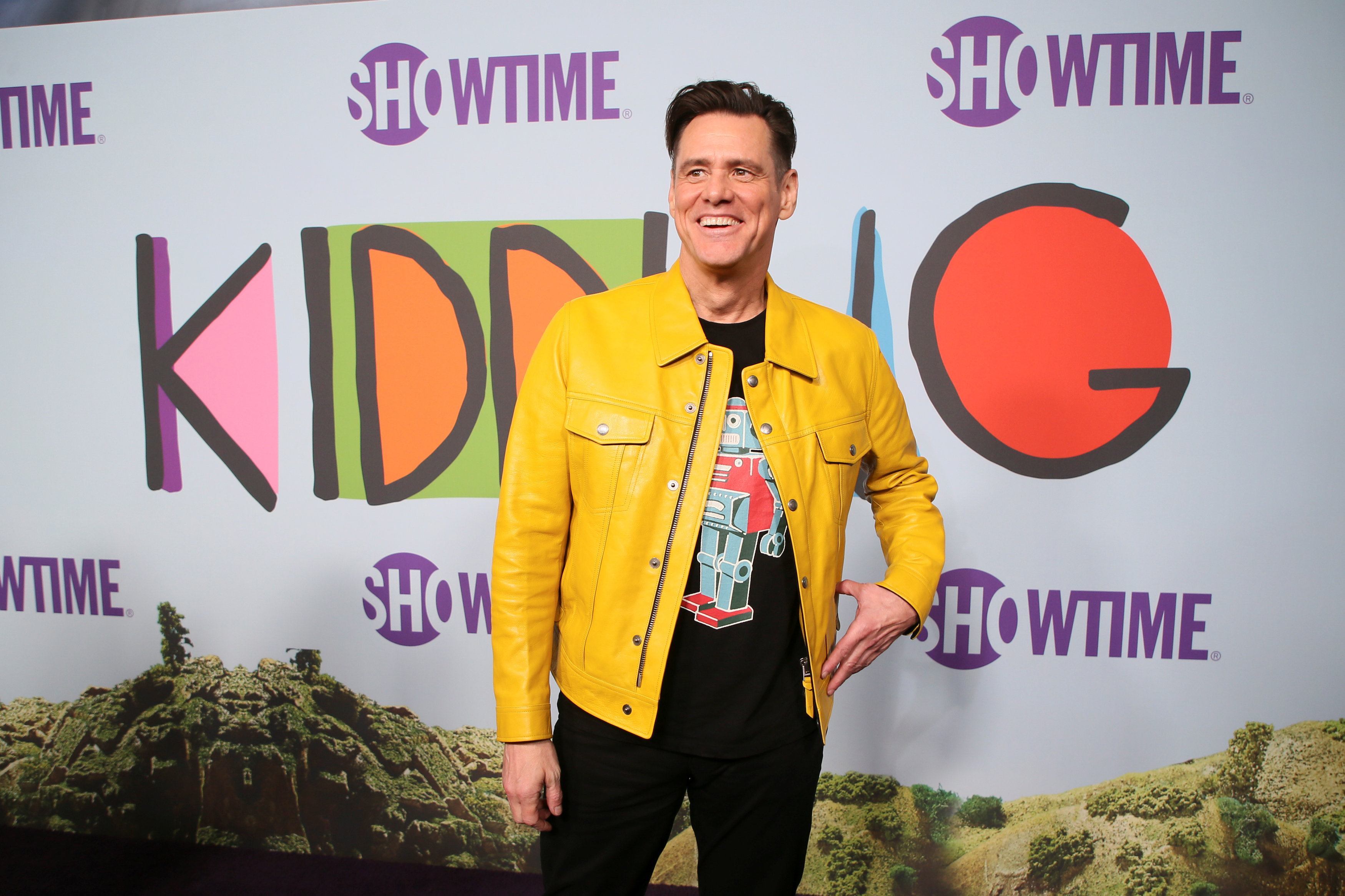 Jim Carrey tells Democrats: 'We have to say yes to socialism
