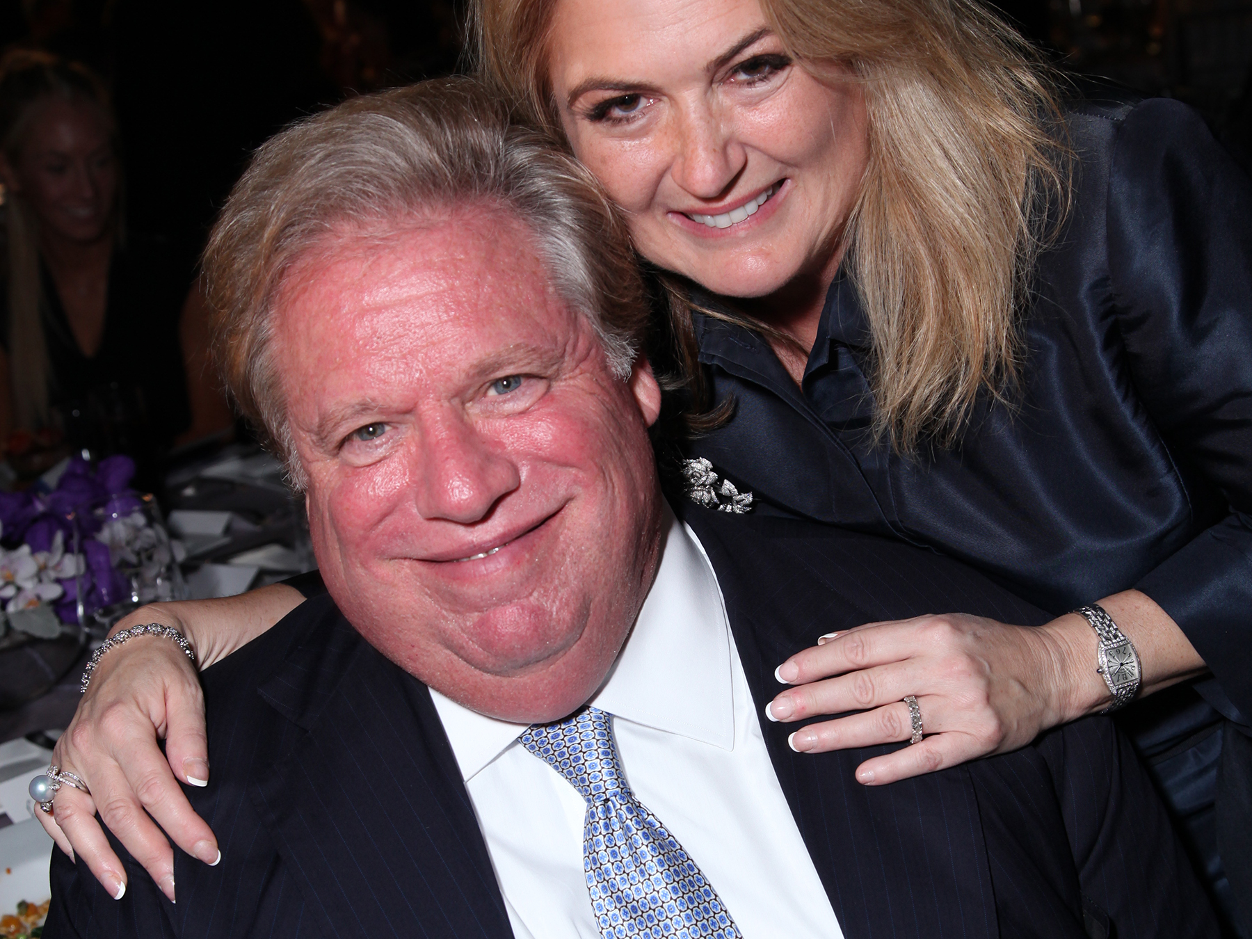 GOP fundraiser Broidy under investigation for alleged effort to sell  government influence, people familiar with probe say - The Washington Post