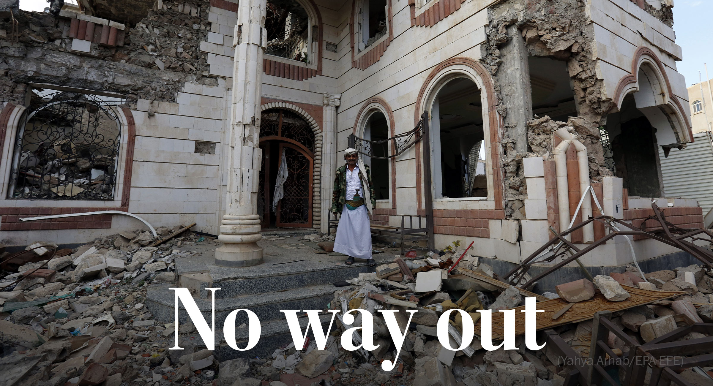 washingtonpost.com - Ishaan Tharoor - Is this the turning point for the war in Yemen?