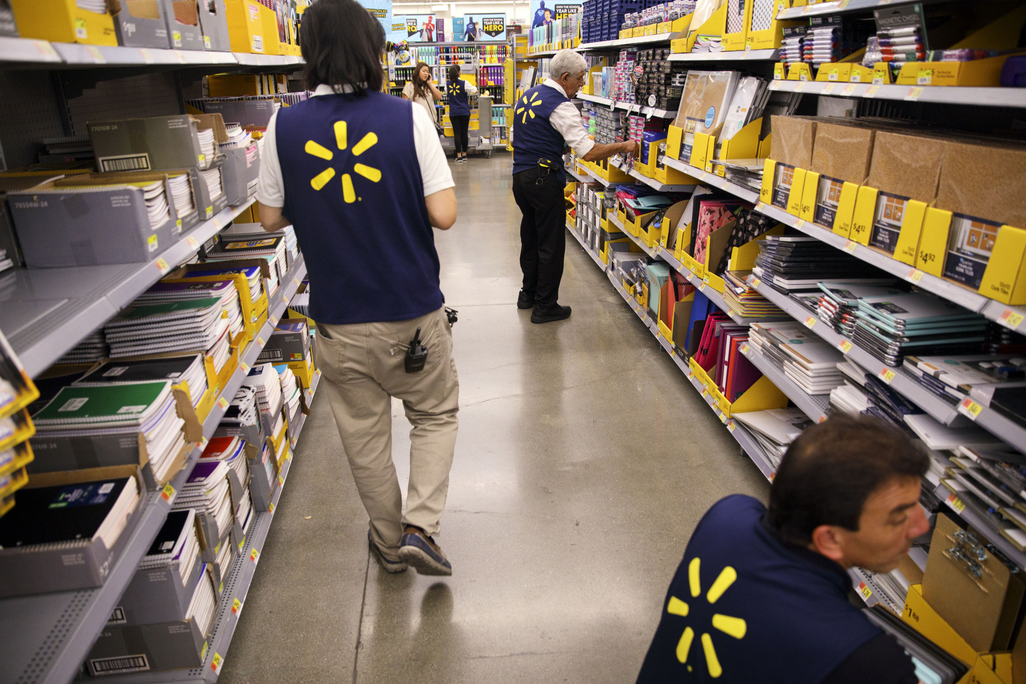 Minimum wages are rising  Pay for experienced retail workers
