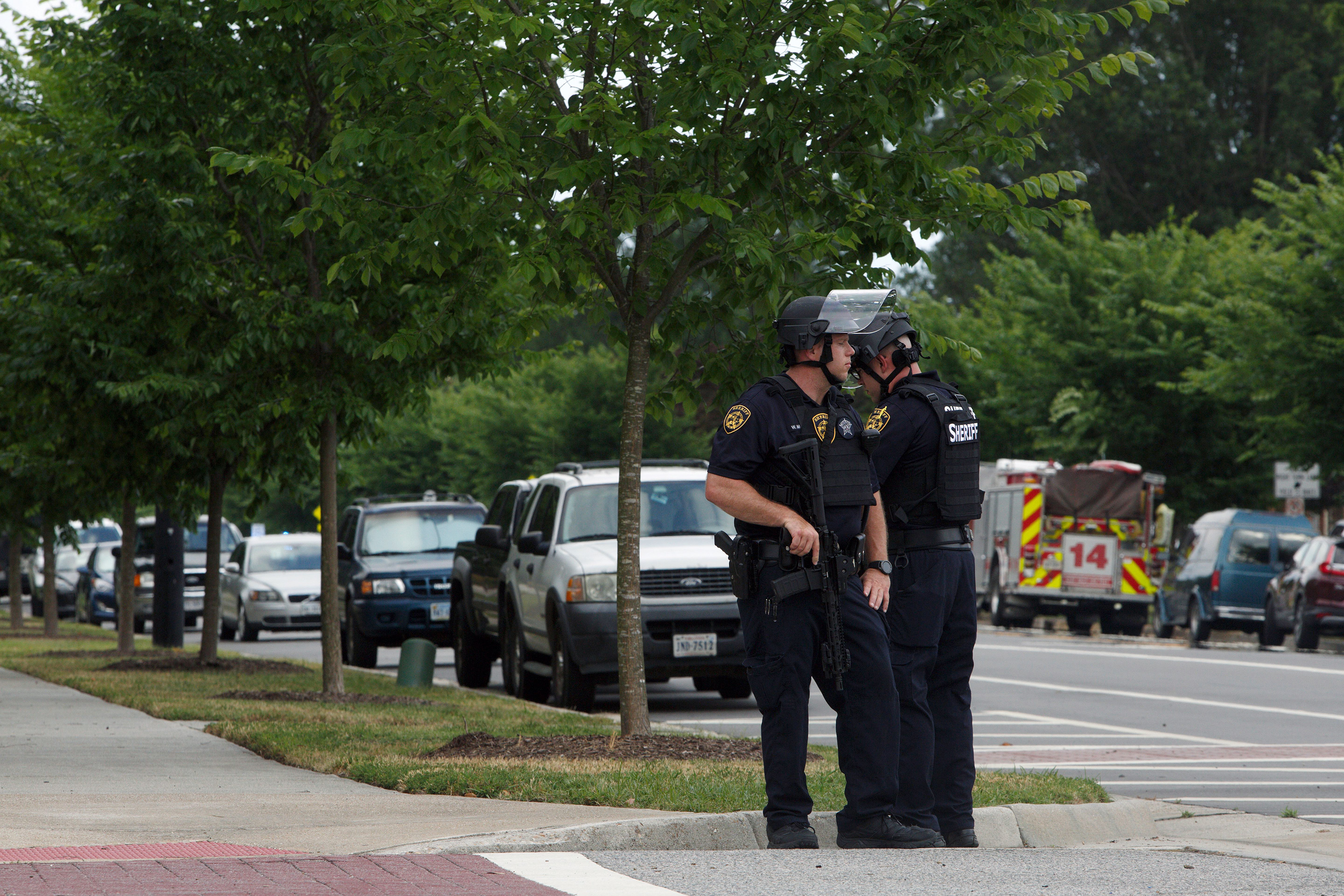 Twelve people killed in shooting at Virginia Beach municipal