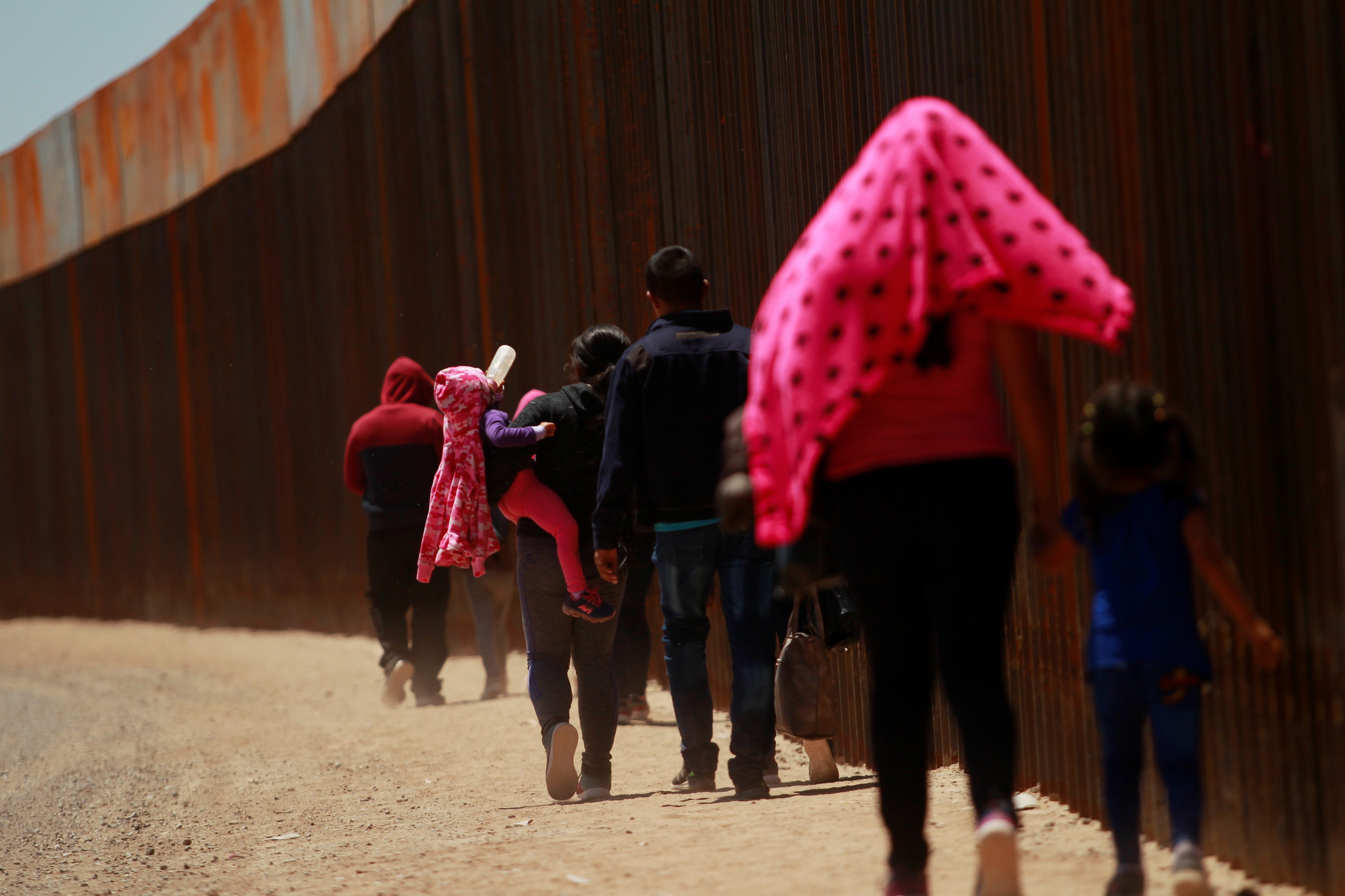 Toddler apprehended at the U.S.-Mexico border dies after weeks in hospital