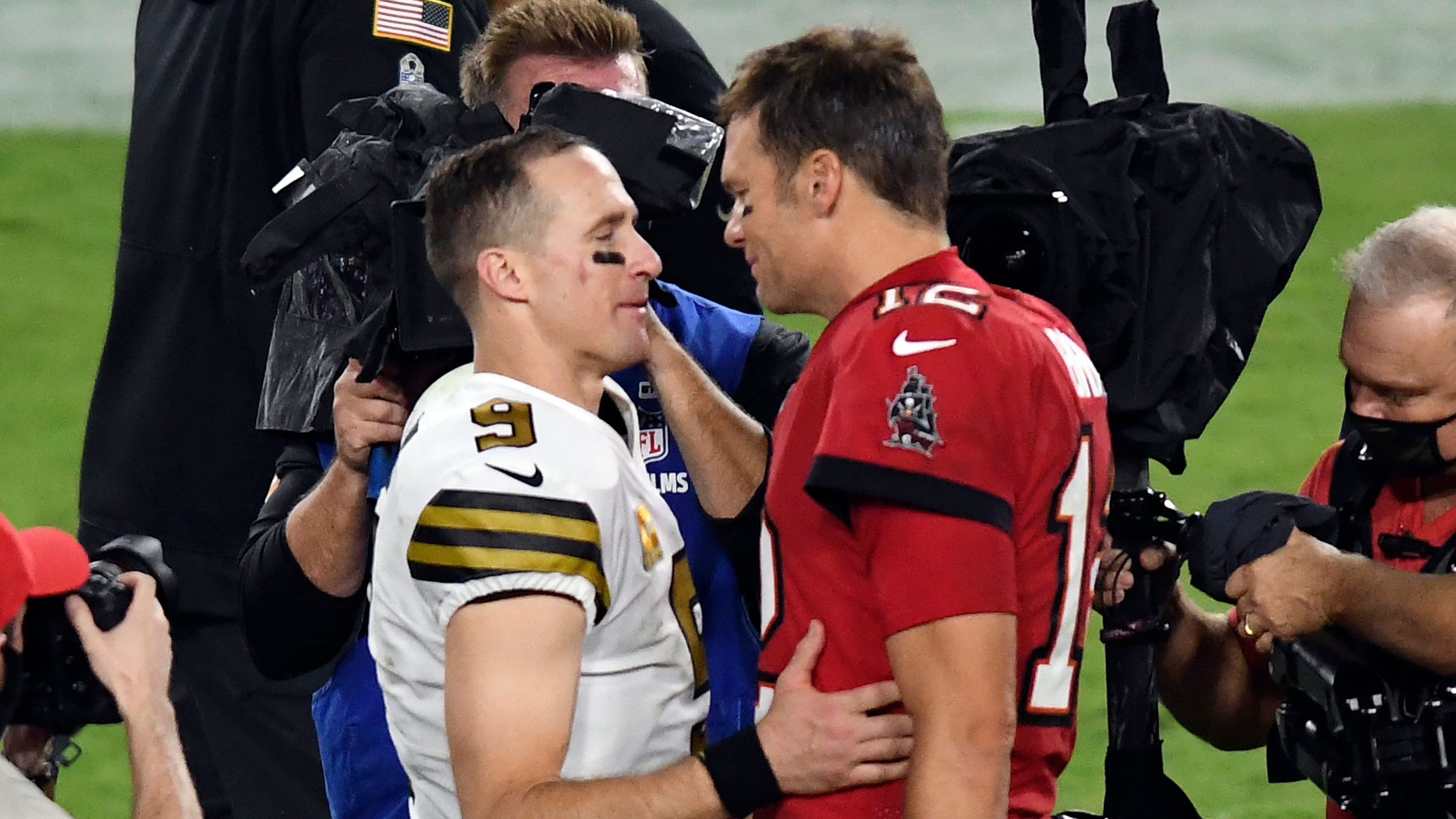 Tom Brady and Drew Brees, both in their 40s, continue to impress ...