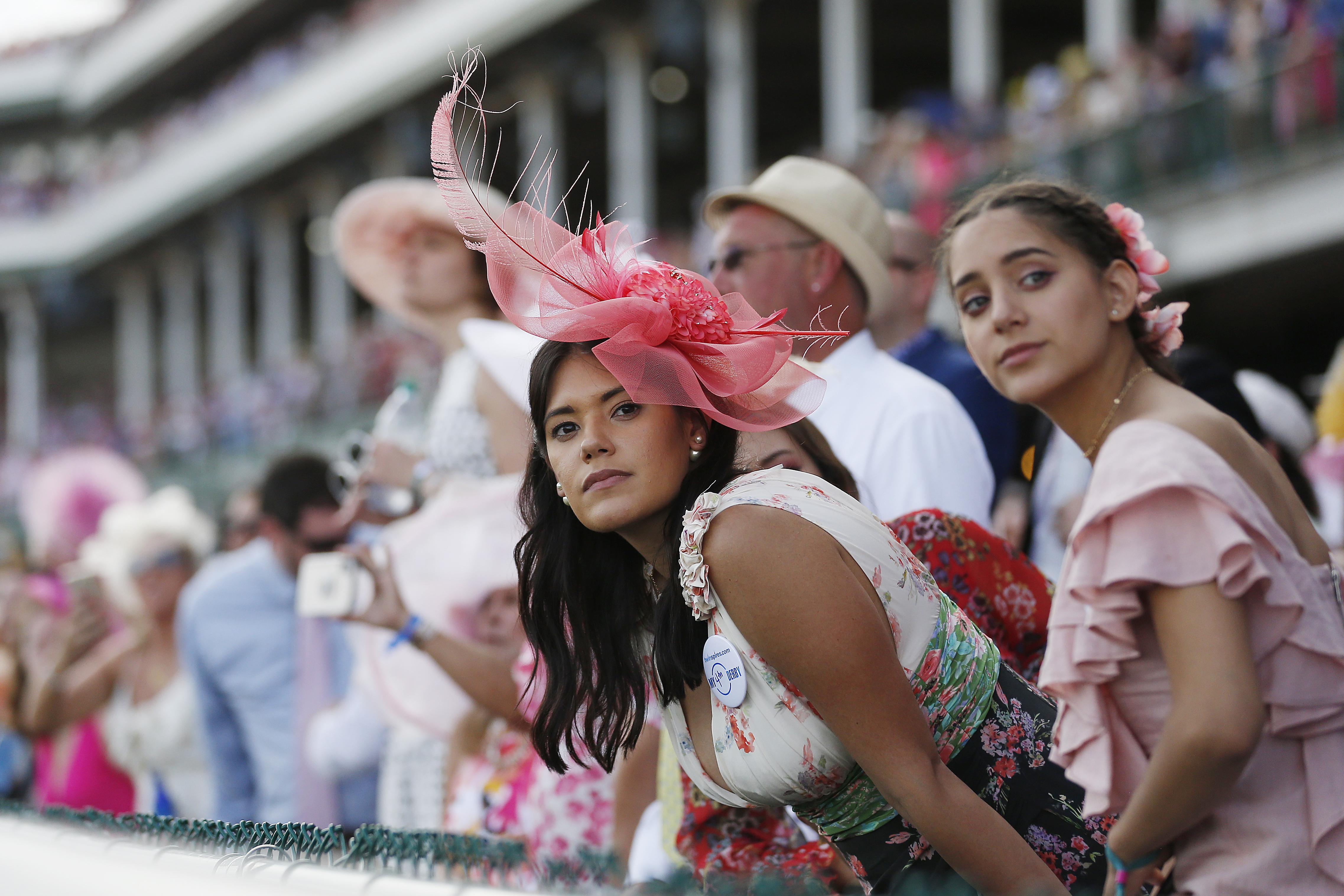 At Kentucky Derby Cloud Of Santa Anita Horse Deaths Hangs