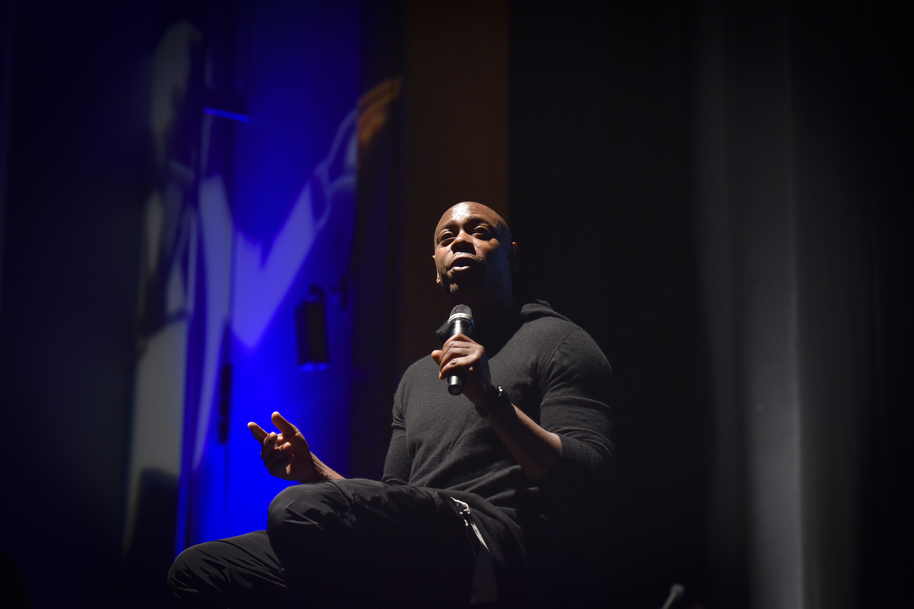 dave chappelle mourns george floyd rips the media in a new netflix special the washington post https www washingtonpost com nation 2020 06 12 dave chappelle george floyd