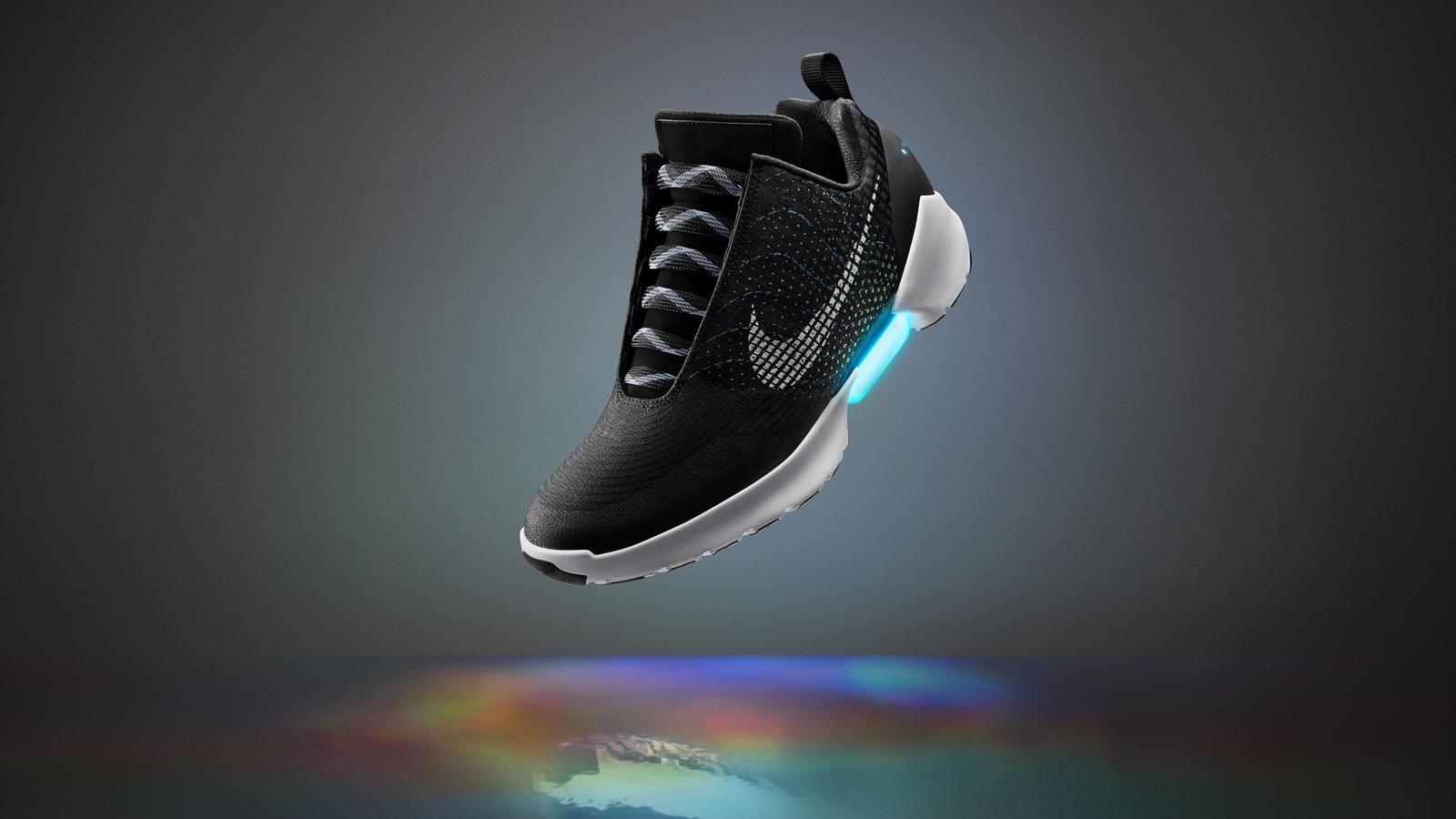 Nike HyperAdapt shoes