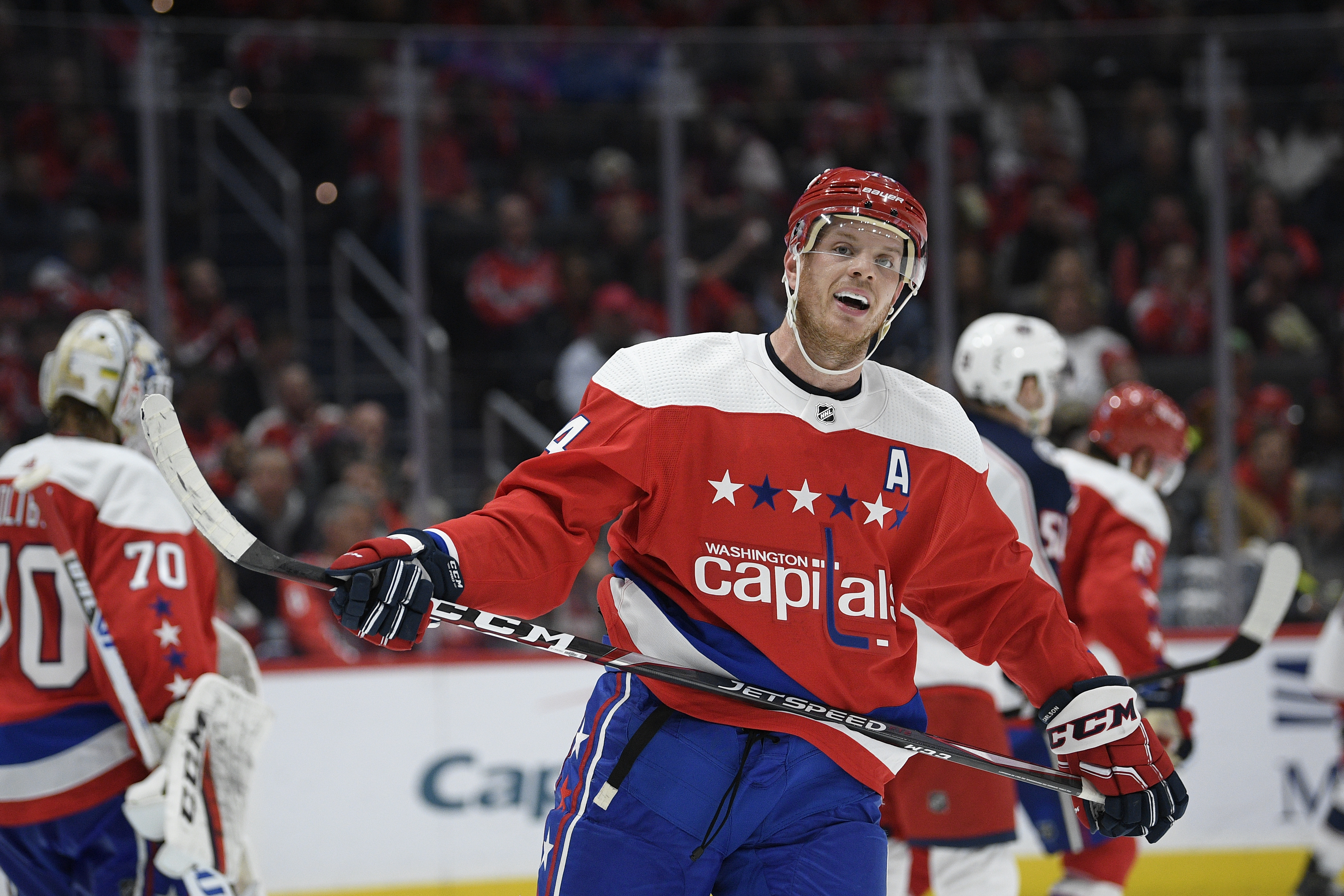 Capitals John Carlson Braden Holtby Named To Nhl All Star Game The Washington Post