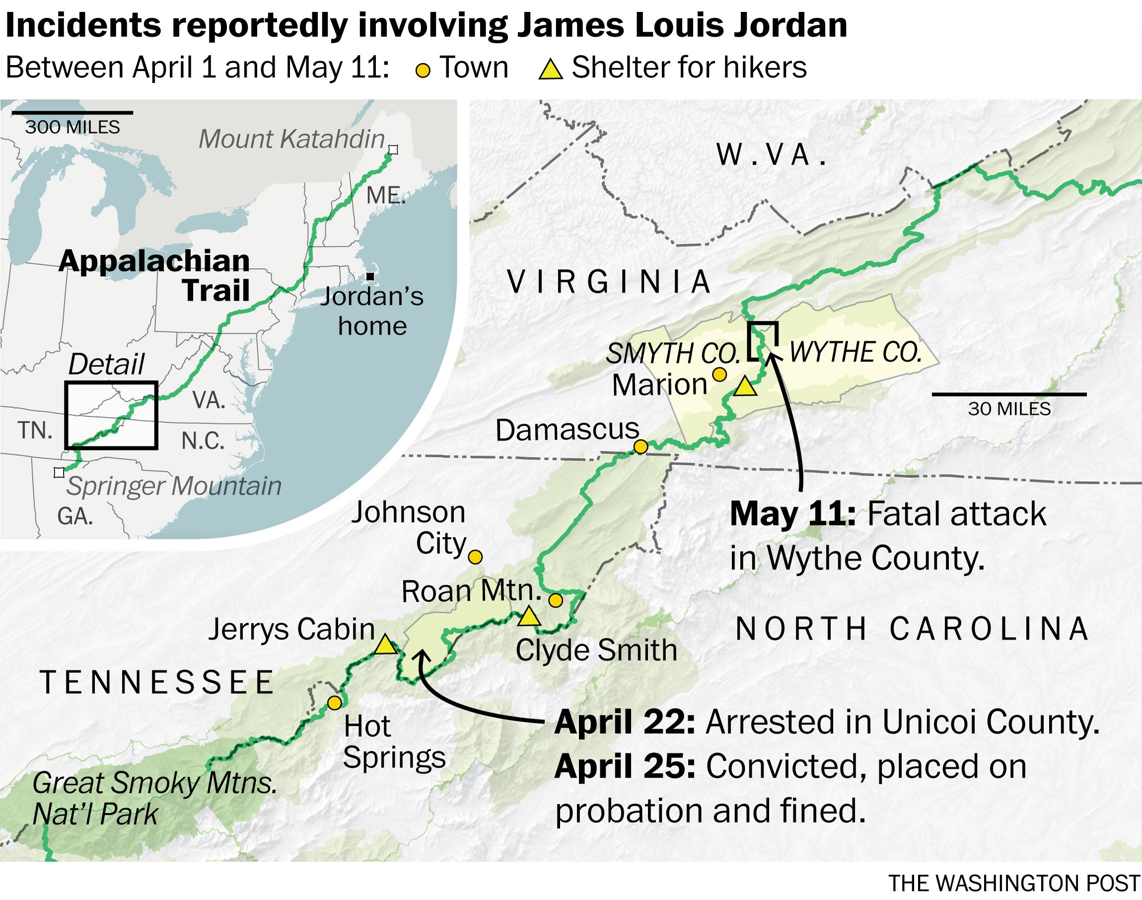 After 3 Tours In Iraq Appalachian Trail Victim Ronnie Sanchez Had