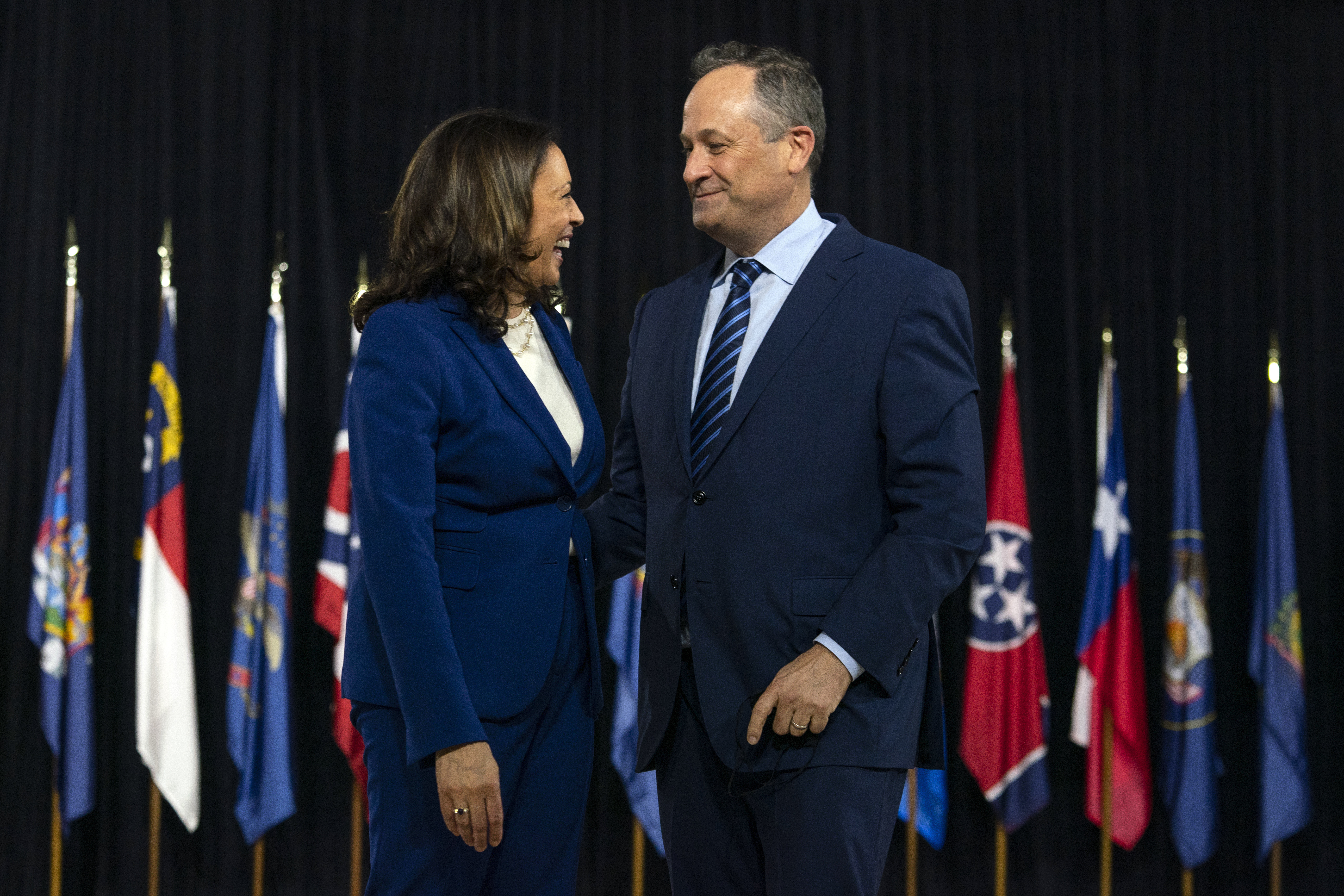 America Might Be Ready For Kamala Harris S Husband To Be Second Gentleman The Washington Post