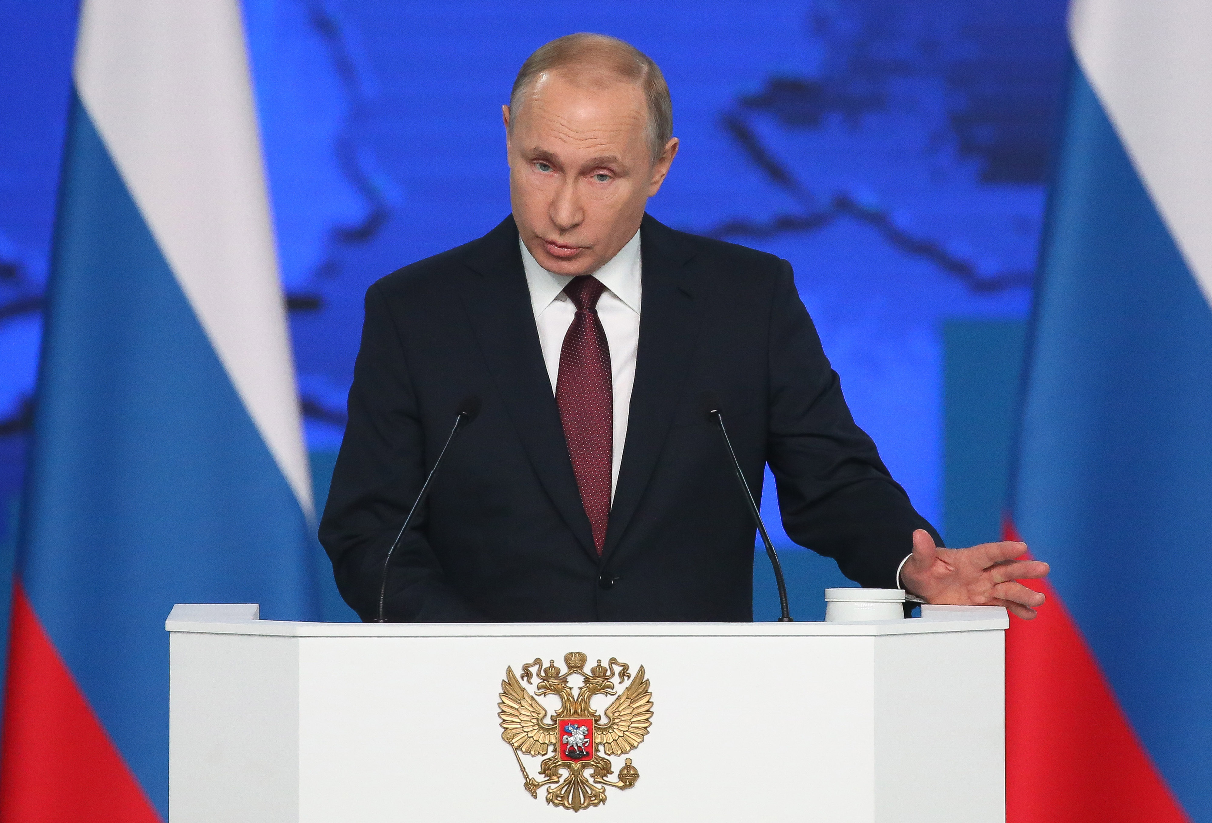Image result for Putin threatens to target US if it deploys missiles to Europe: 'Let them count the range and speed of our weapons'