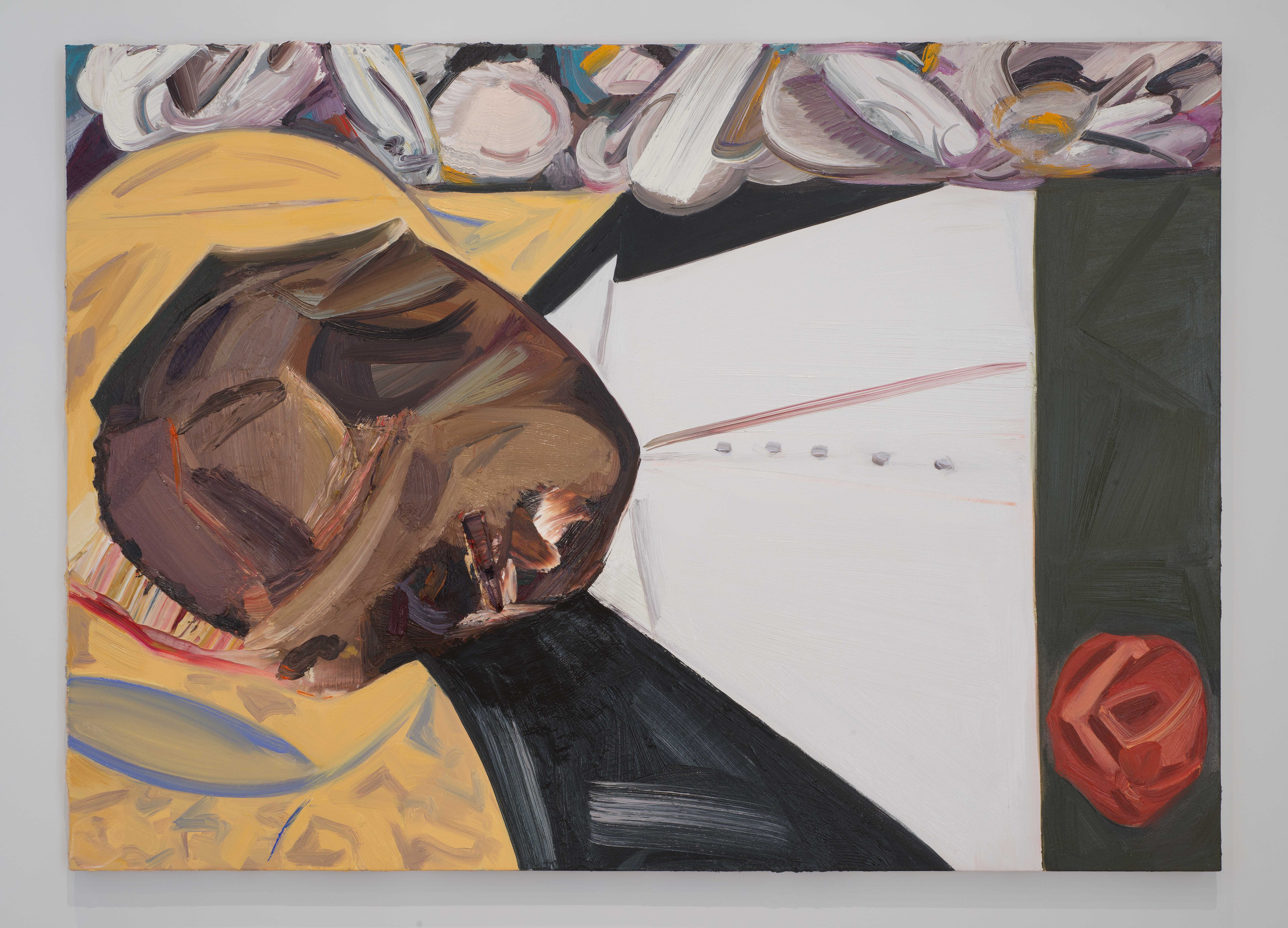 Angry Painter 2016 dana schutz responds to outcry over her controversial emmett