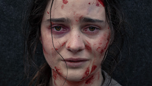"""Aisling Franciosi appears in """"The Nightingale."""" (Kasia Ladczuk/IFC Films)"""