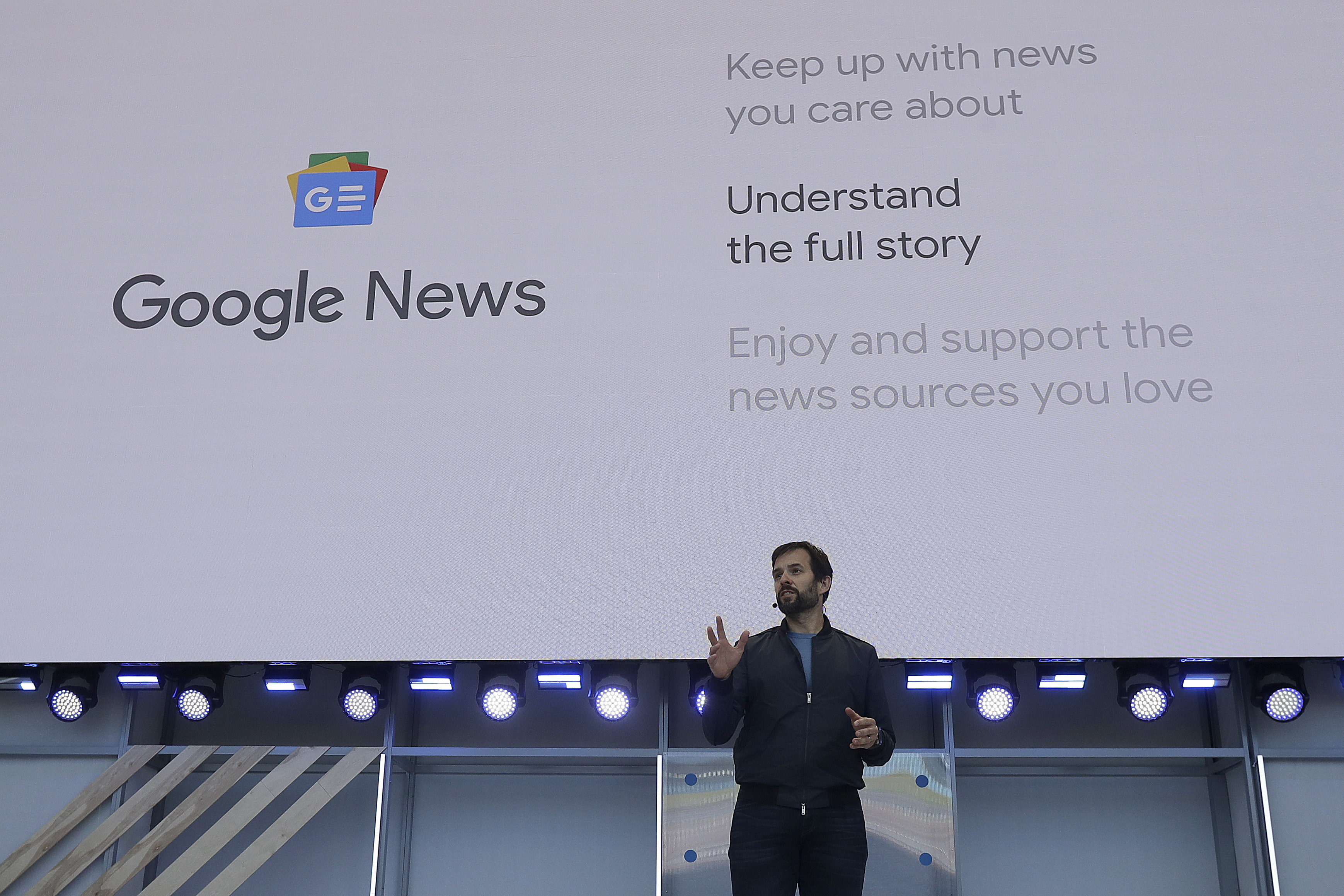 Google And Facebook Try To Save Journalism With New