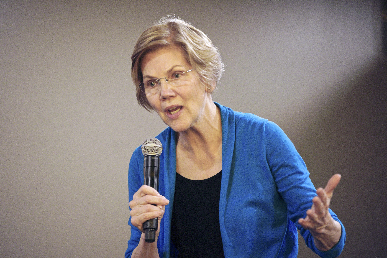 Elizabeth Warren has something Hillary Clinton didn't