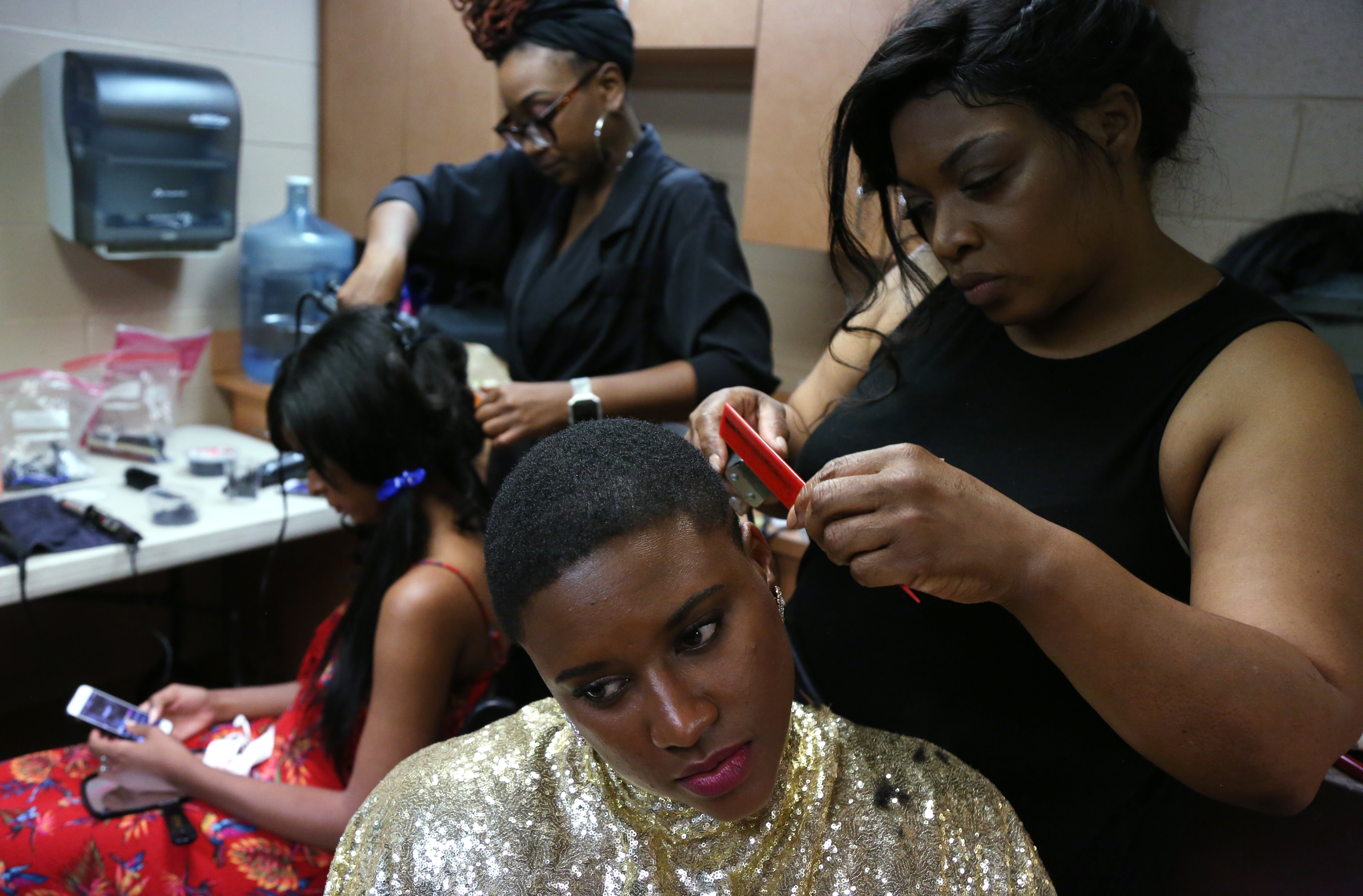 You can be unapologetically black': How Miss Black America
