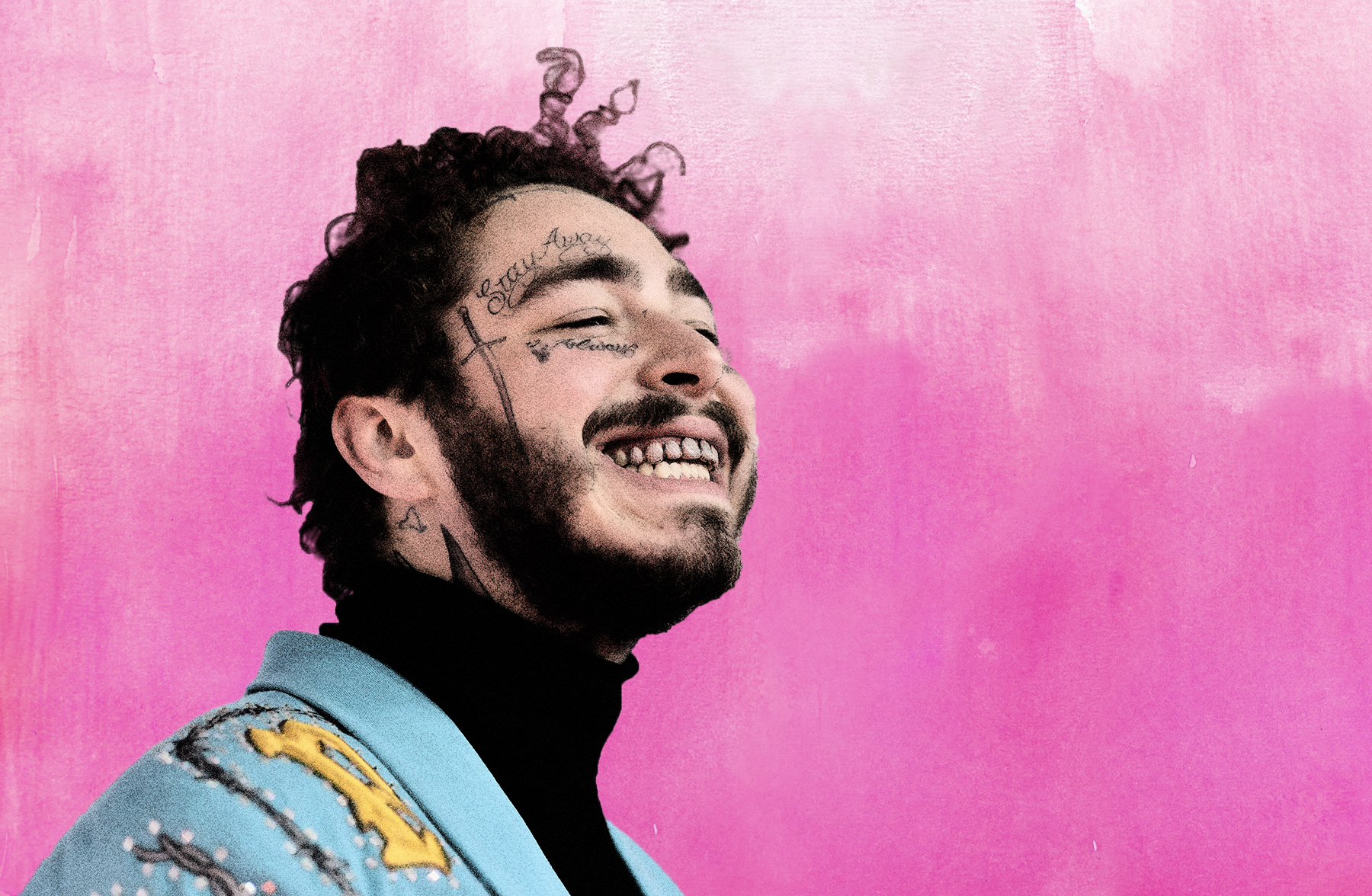 Post Malone is the perfect pop star for this American moment  That's