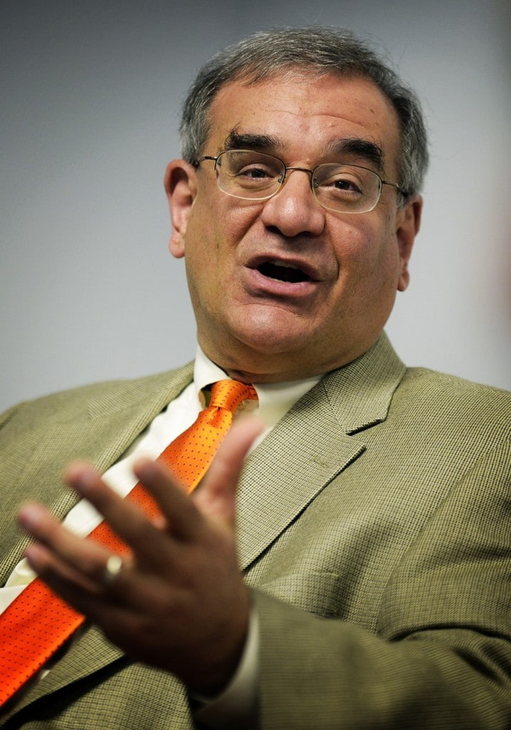Mark Krikorian loses volunteer job with Catholic Charities after ...