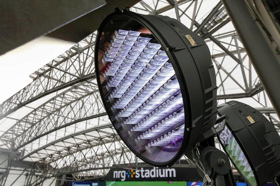Is First Energy Stadium Not Having Christmas Lights 2021 Sports Stadiums Embrace The Advantages Of Led Lights The Washington Post