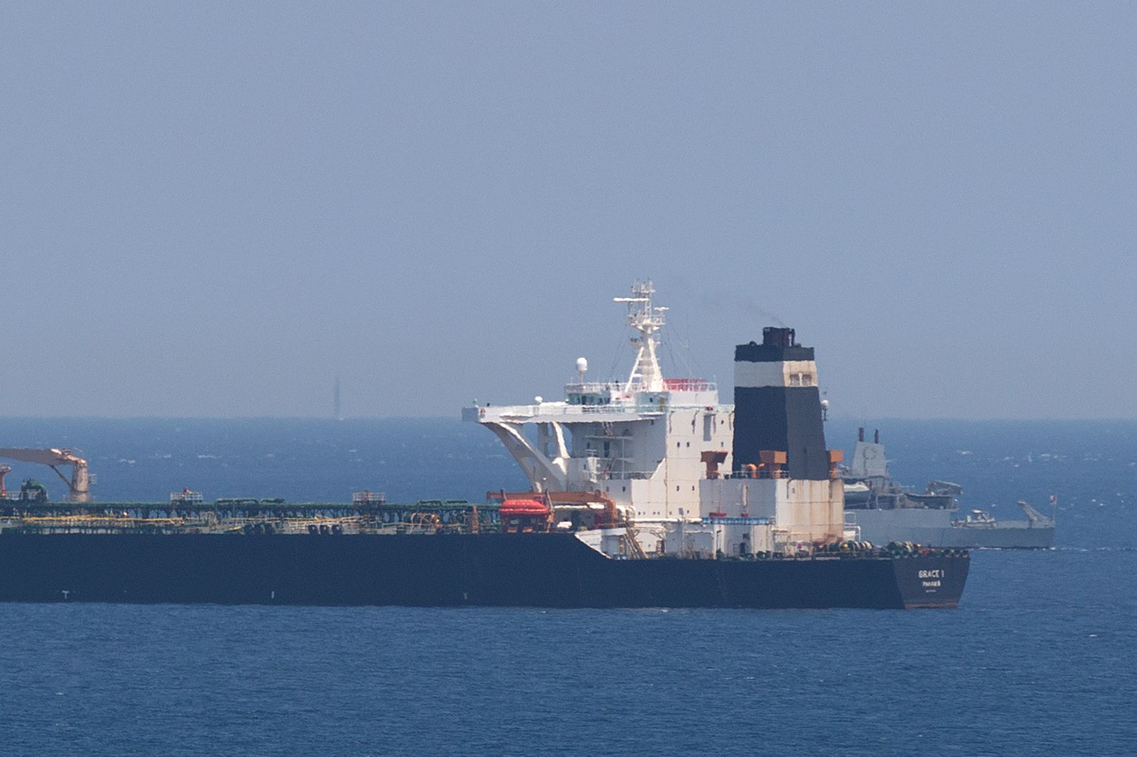 Image result for Iran has stopped our oil tanker's way: Britain