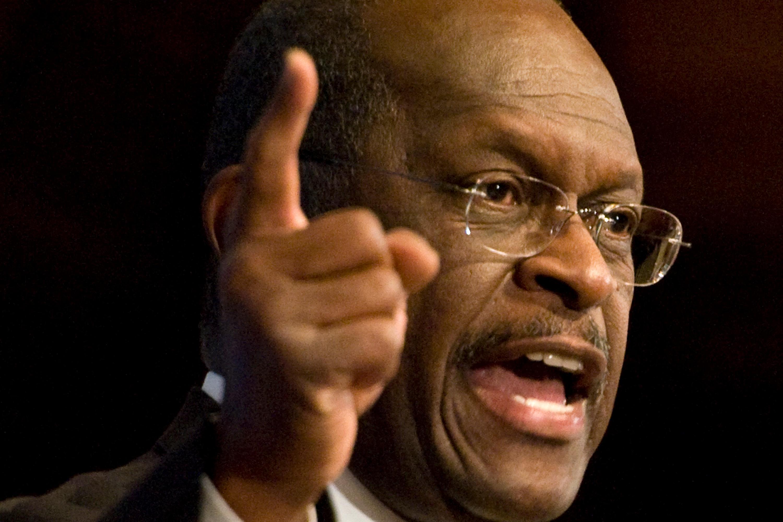 Herman Cain Pizza Executive And 2012 Gop Presidential Hopeful Dies At 74 Of Coronavirus The Washington Post