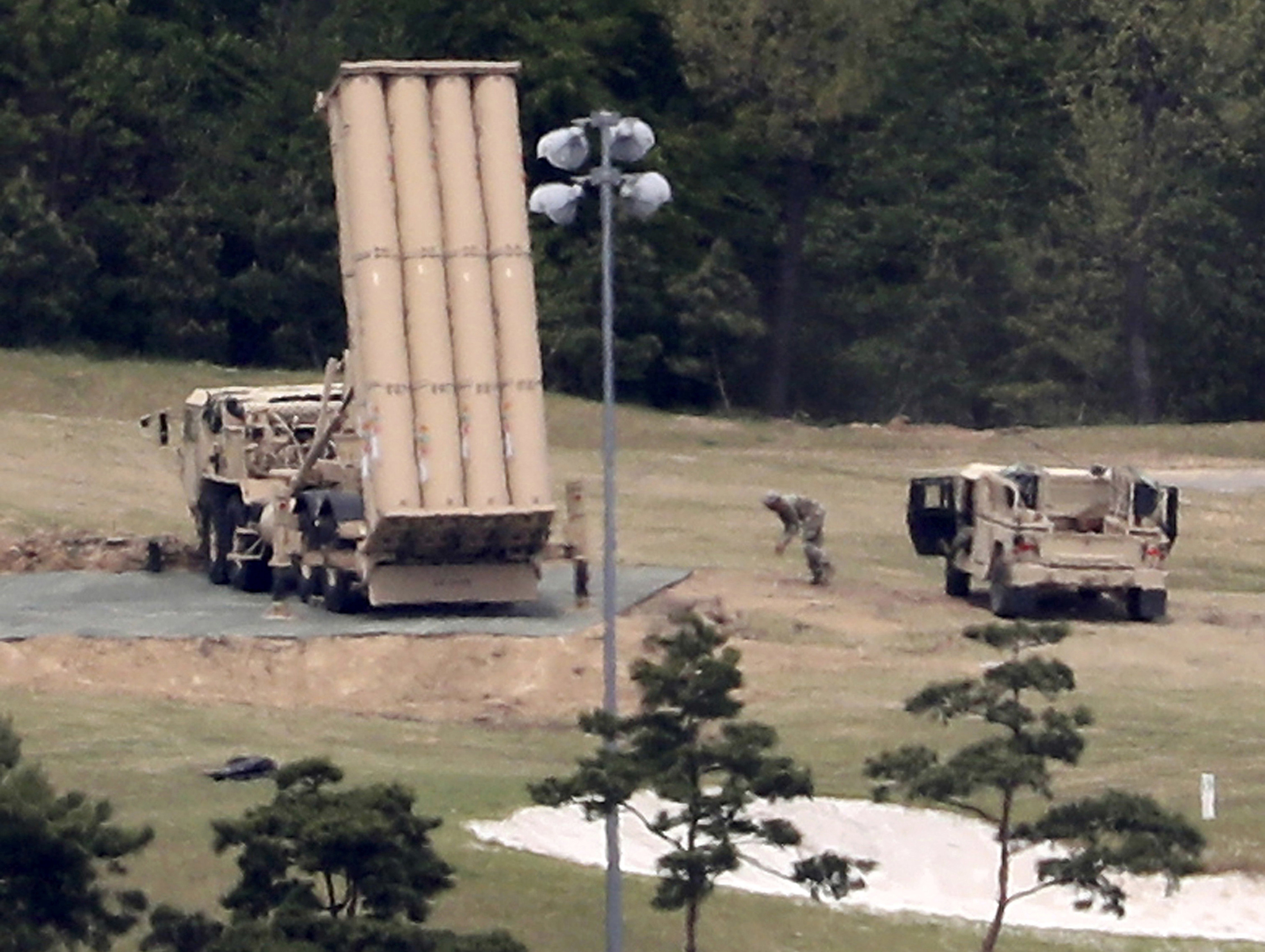Pentagon looks to adjust missile defense policy to include