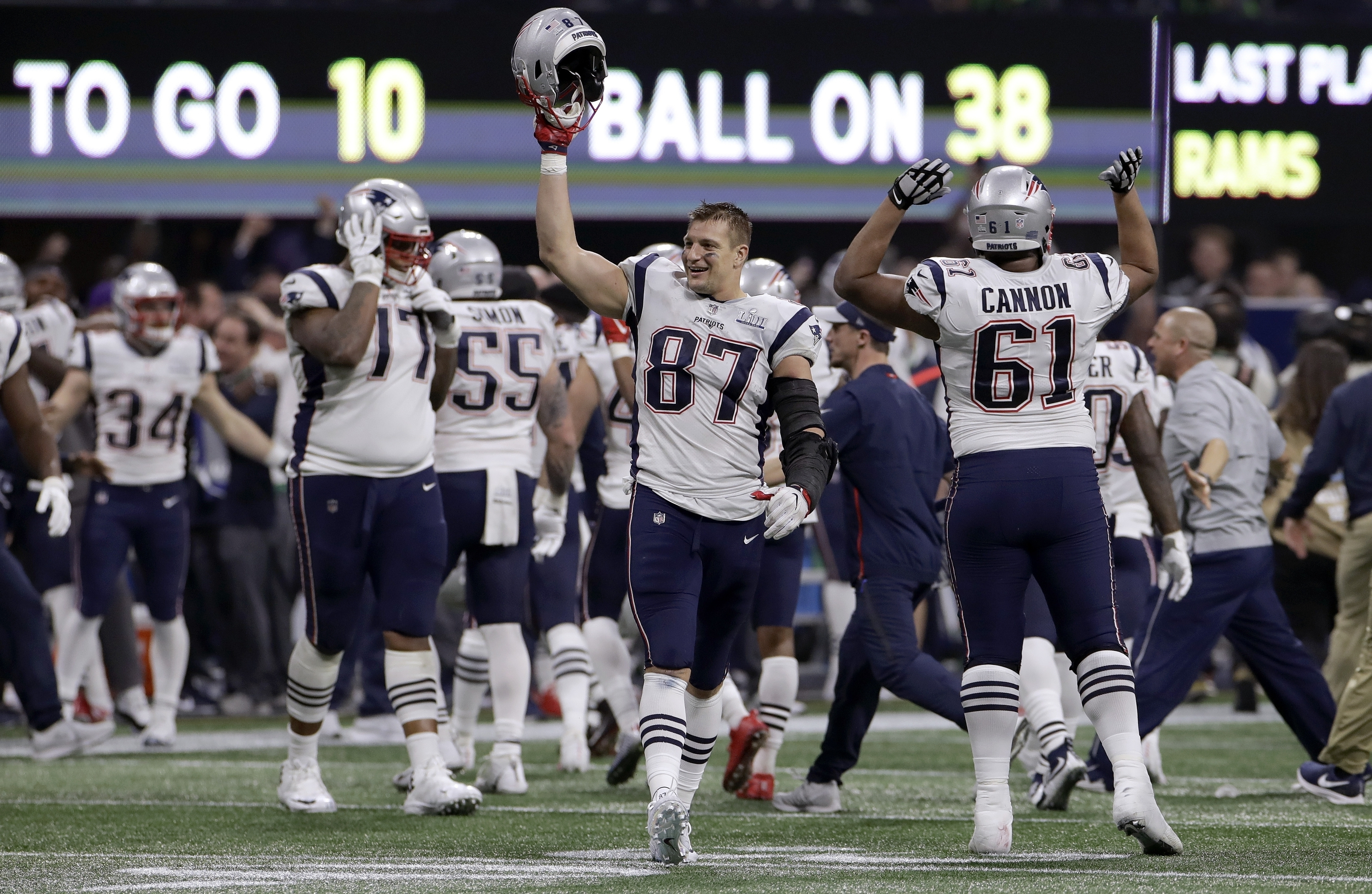 Rob Gronkowski S Exit Could Hasten The End Of The Patriots