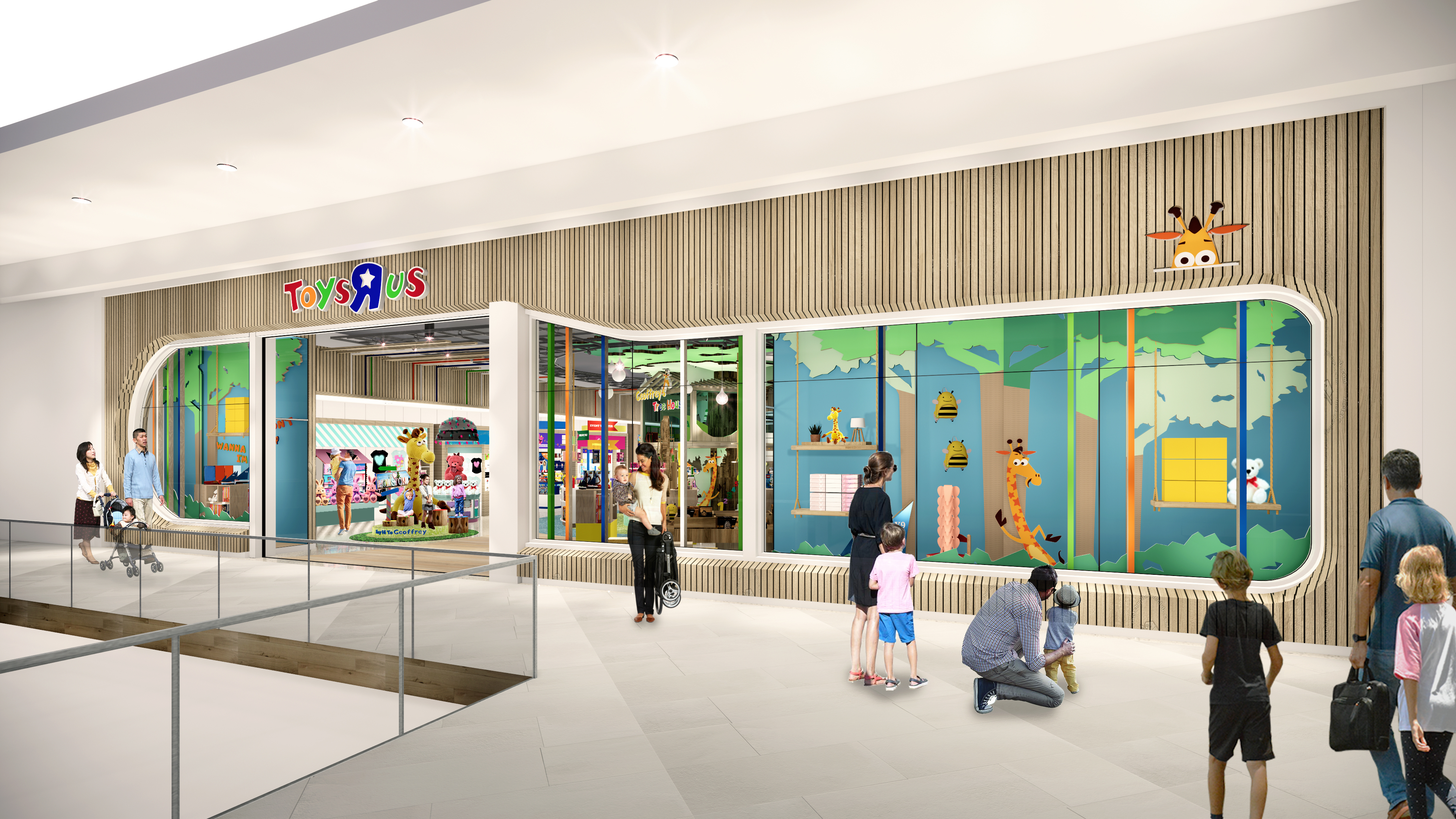 Toys R Us is back from the dead, but its new stores are ...