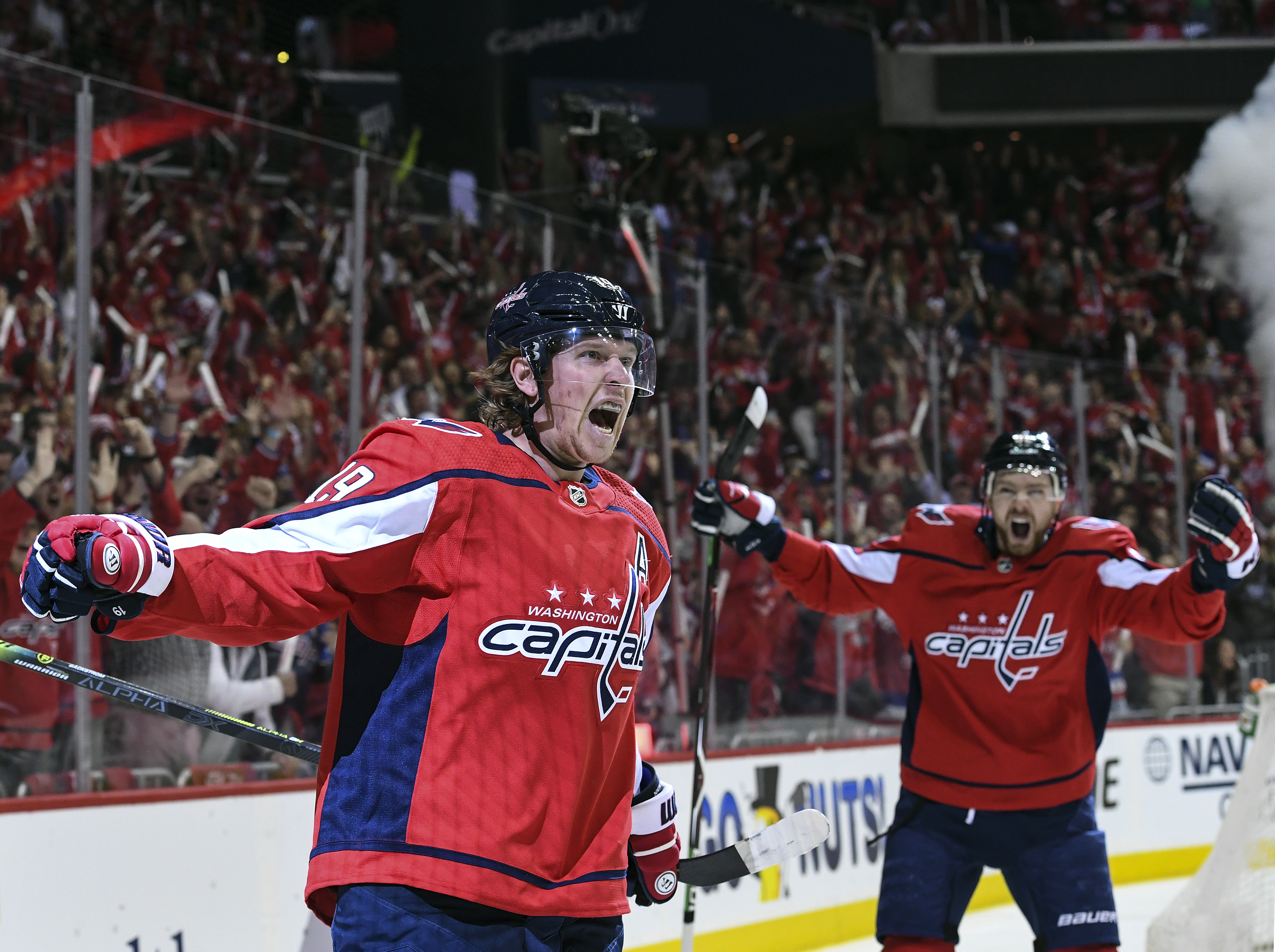 Stanley Cup Playoffs 2019 Capitals Vs Hurricanes Game 5 Live