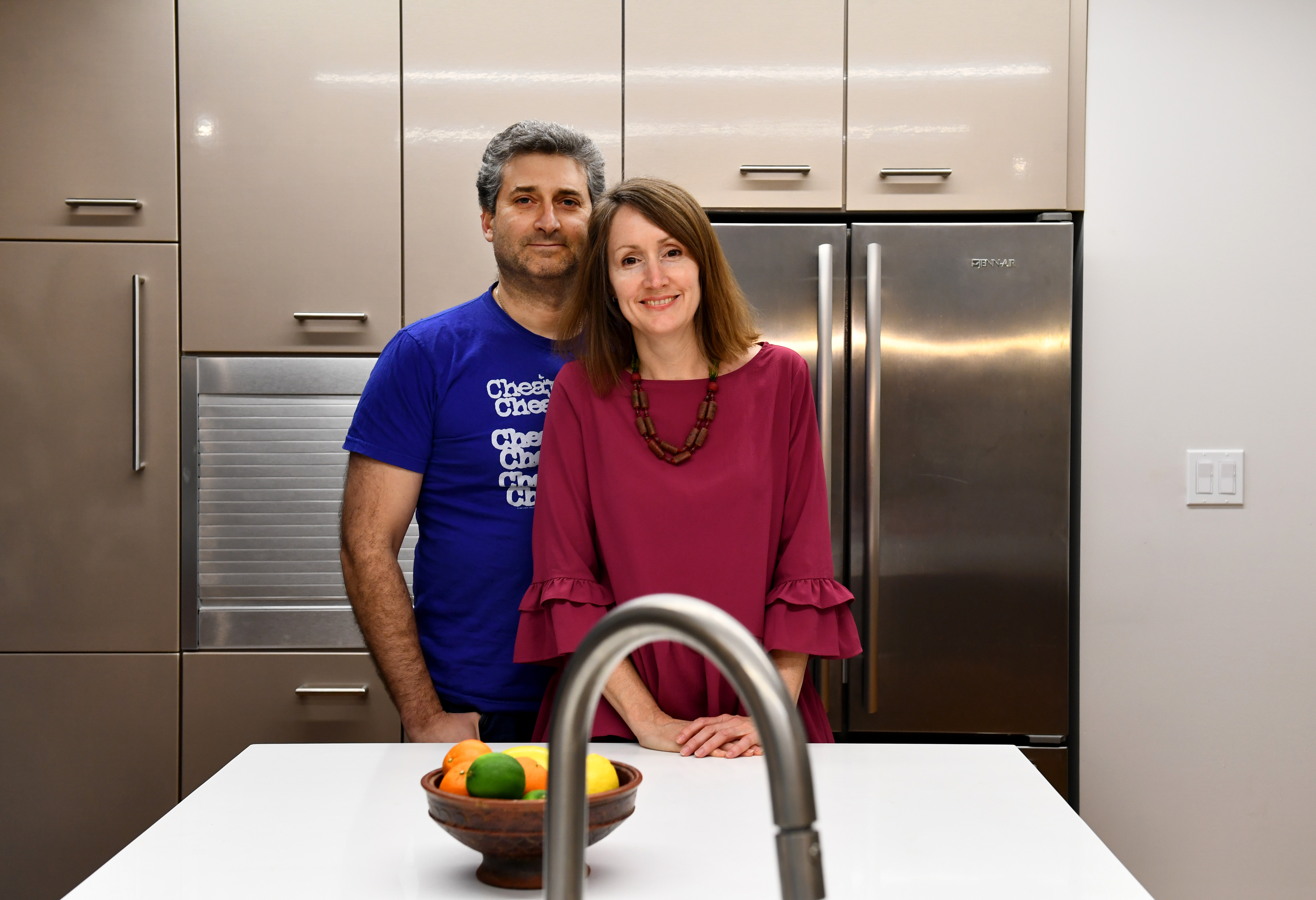 How One Couple Converted A Split Level Into A Home They