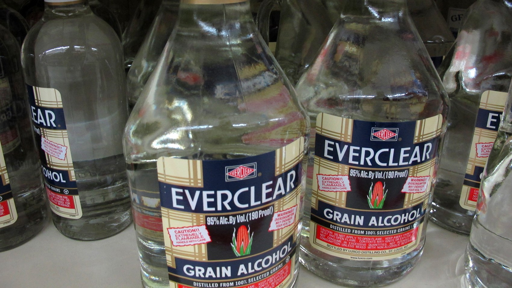 Everclear wants you to start thinking of it as a craft