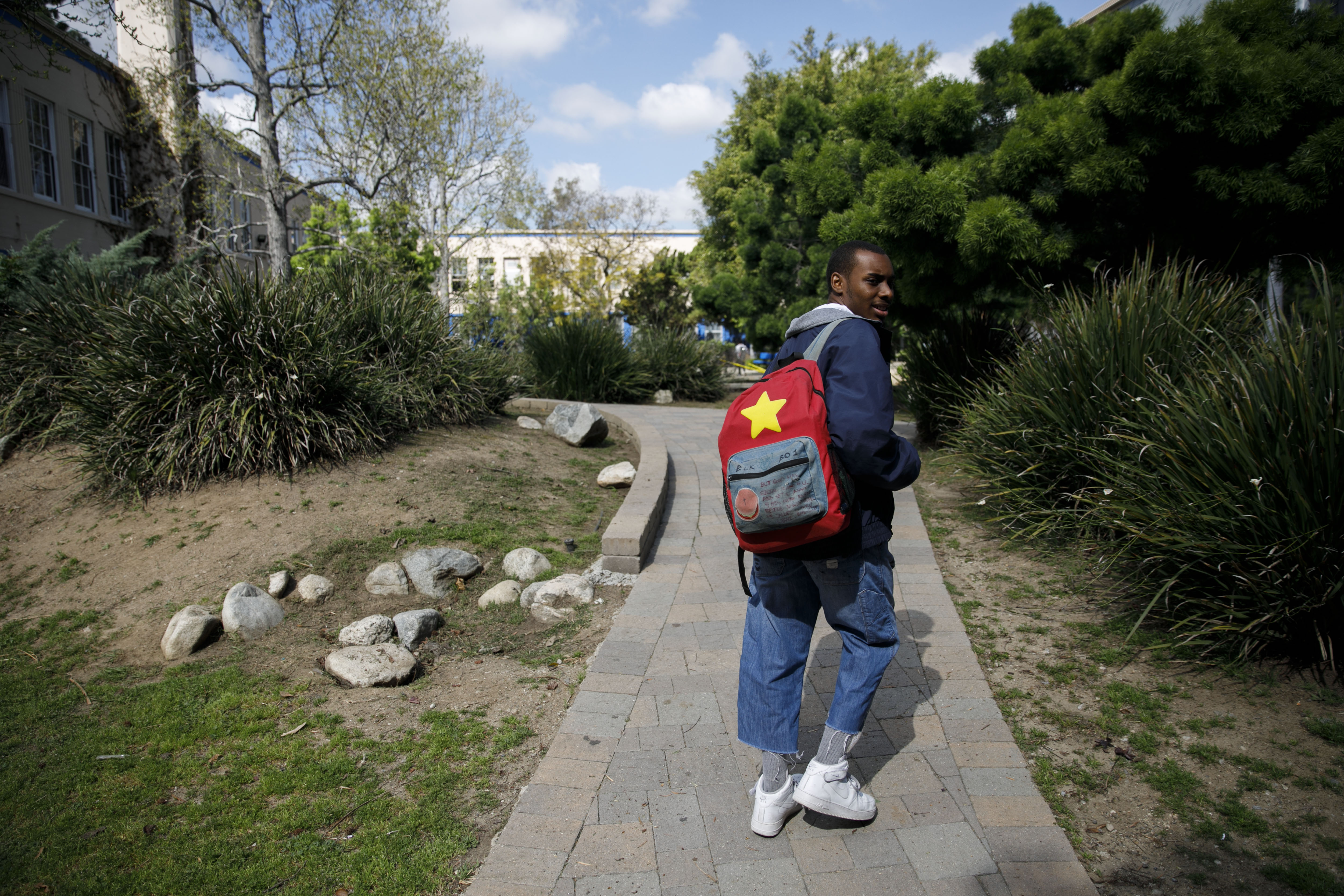 They grew up in the shadow of USC. Would the school let them in?
