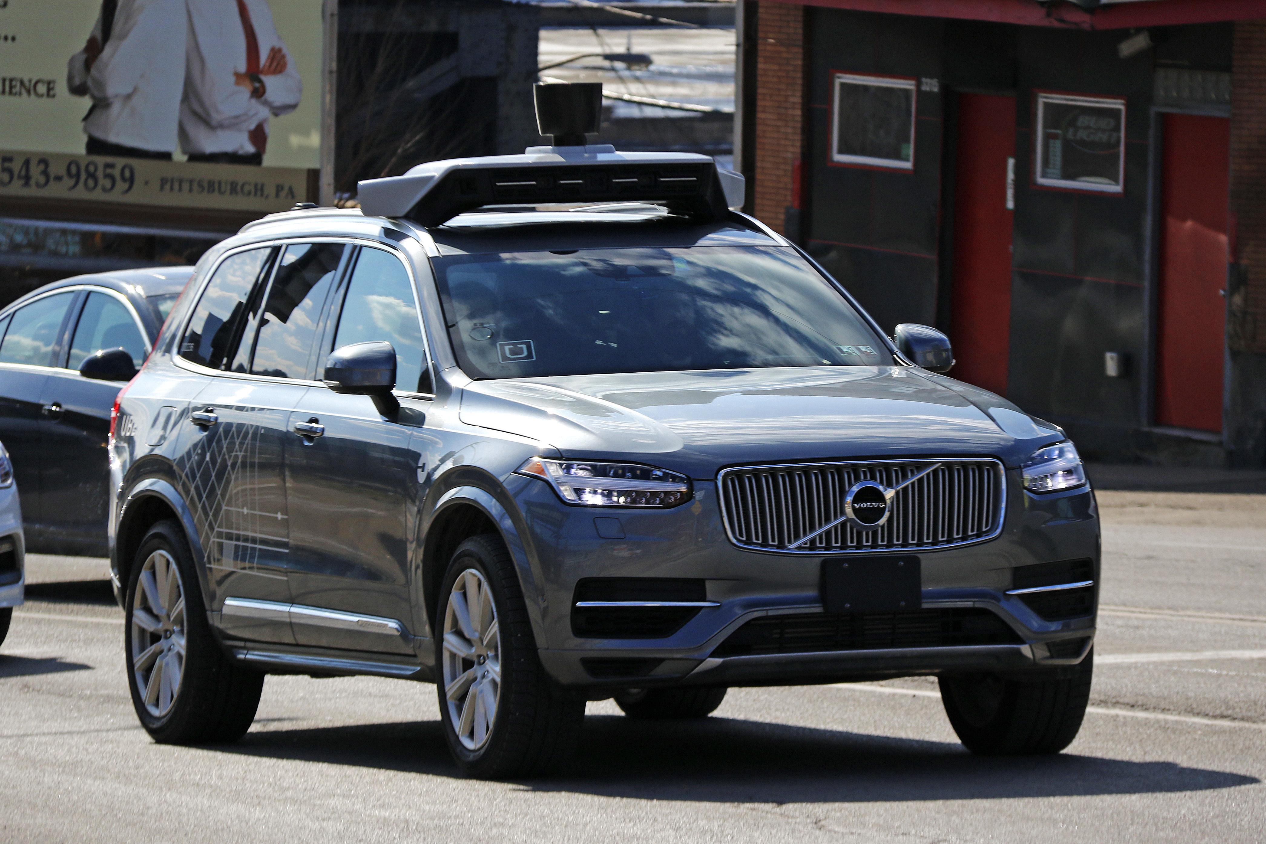 Nine months after deadly crash, Uber is testing self-driving