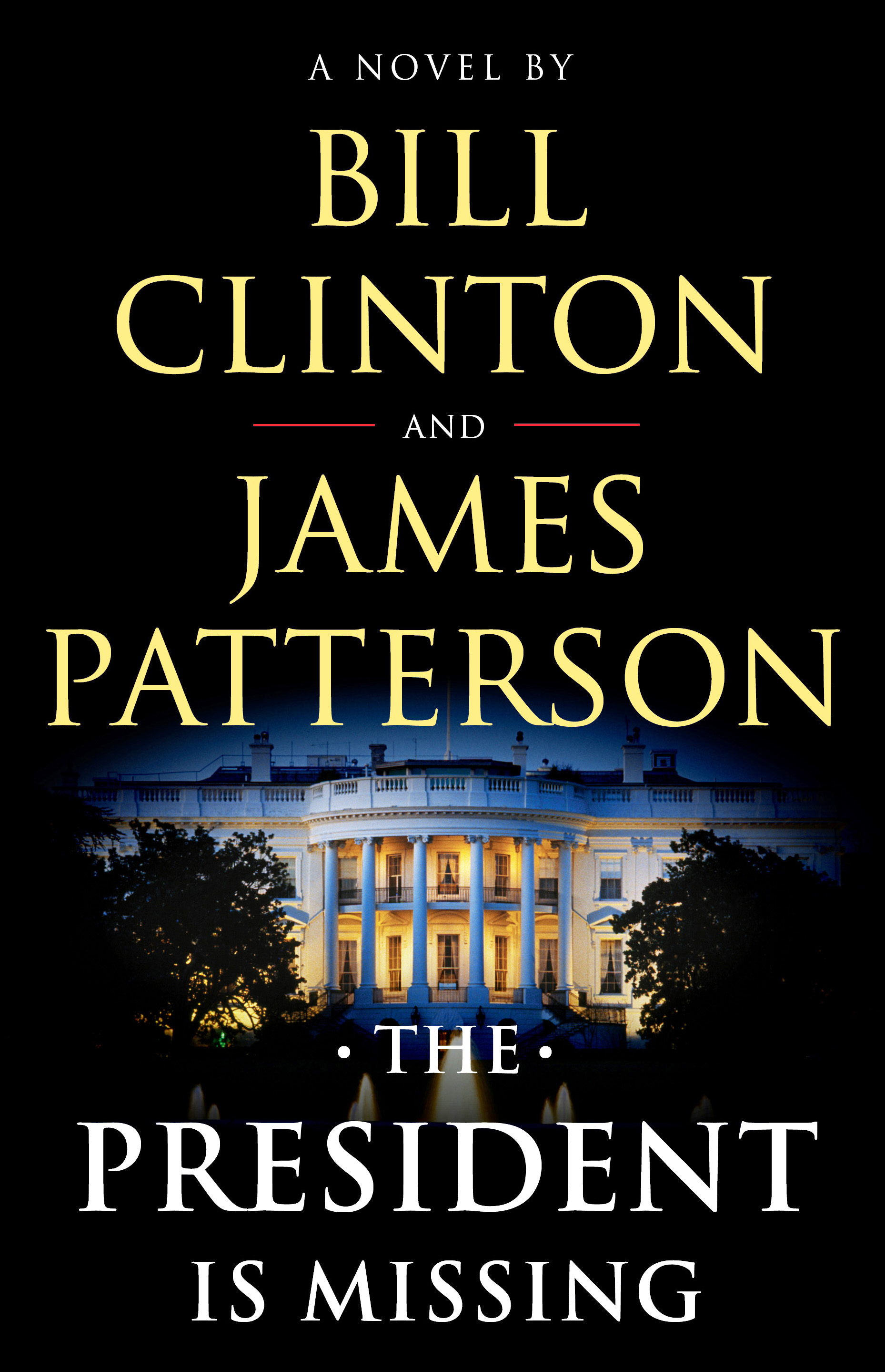 Book review The President Is Missing by Bill Clinton and