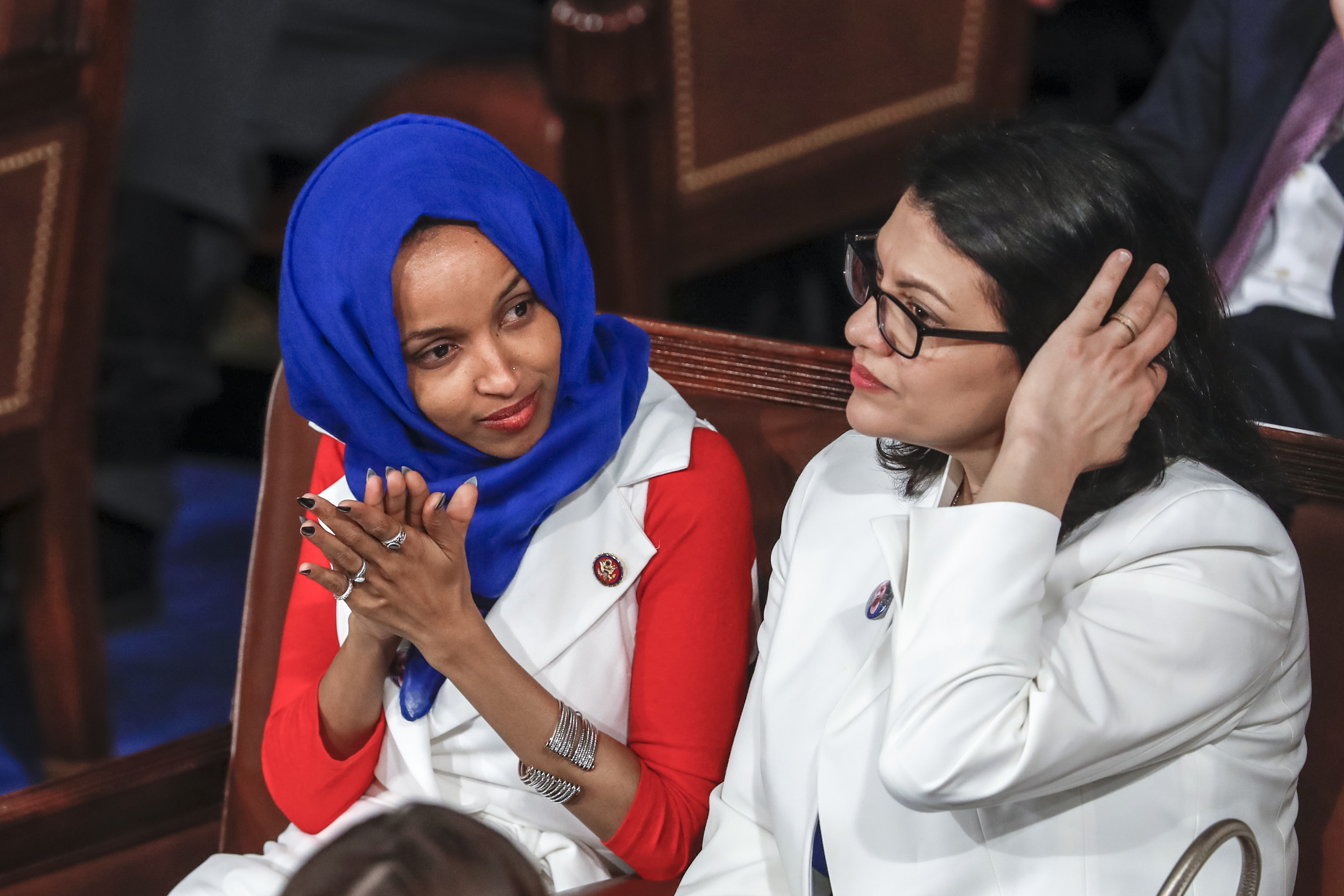 Netanyahu considers blocking Omar, Tlaib from entering Israel ahead of a planned weekend visit - The Washington Post