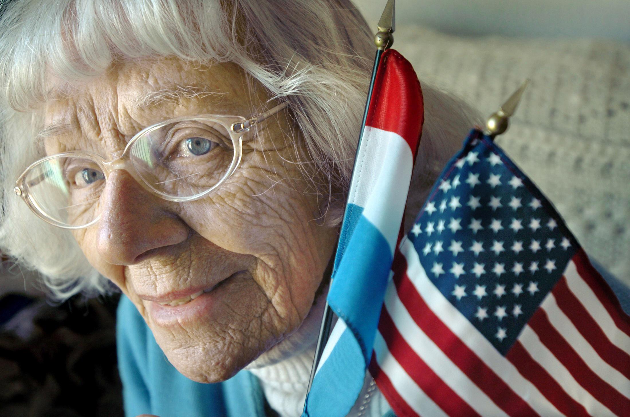 Diet Eman, Dutch Resistance hero who saved Jews during World