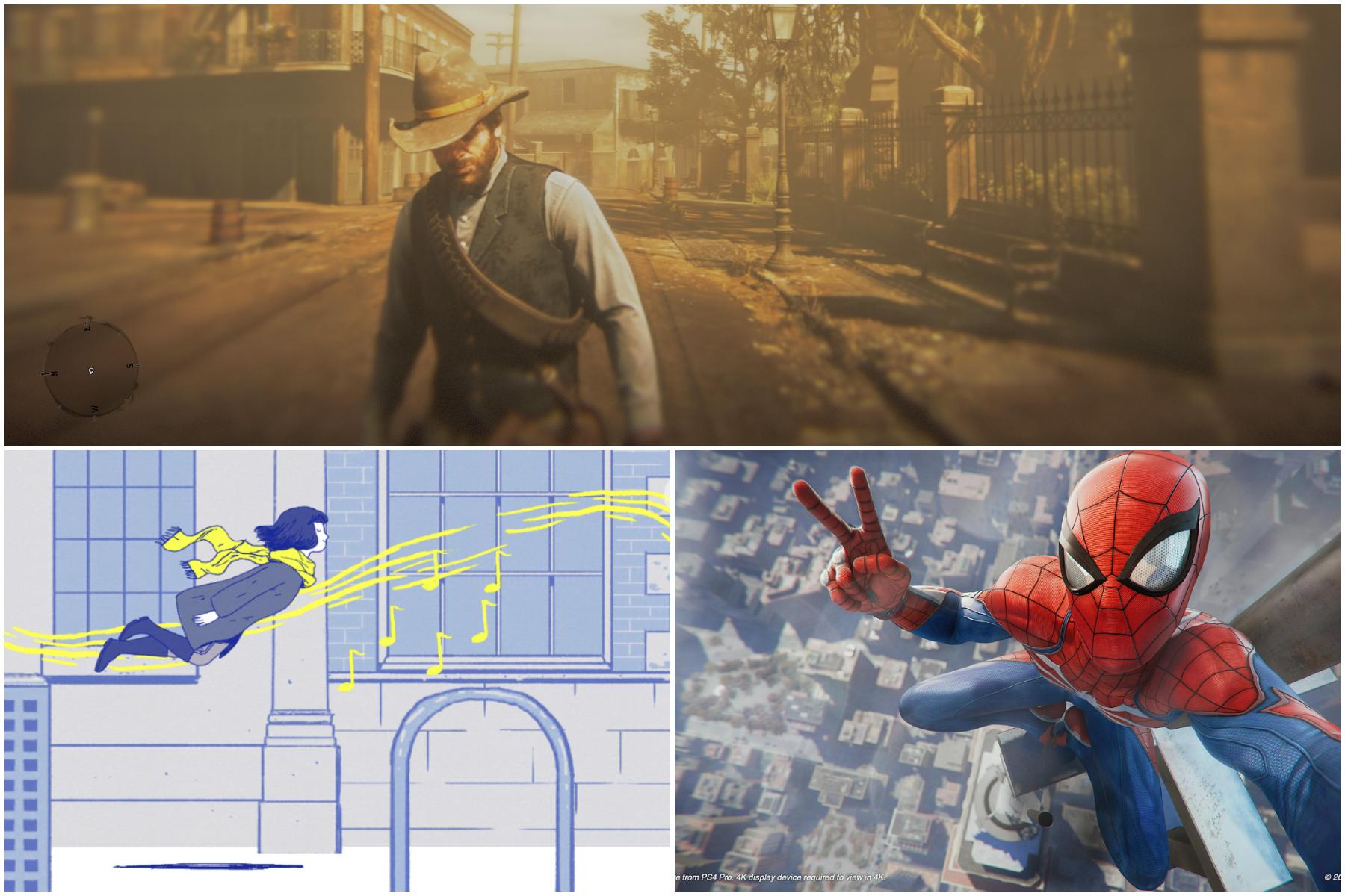 washingtonpost.com - Christopher Byrd, Harold Goldberg - The 10 best video games of 2018
