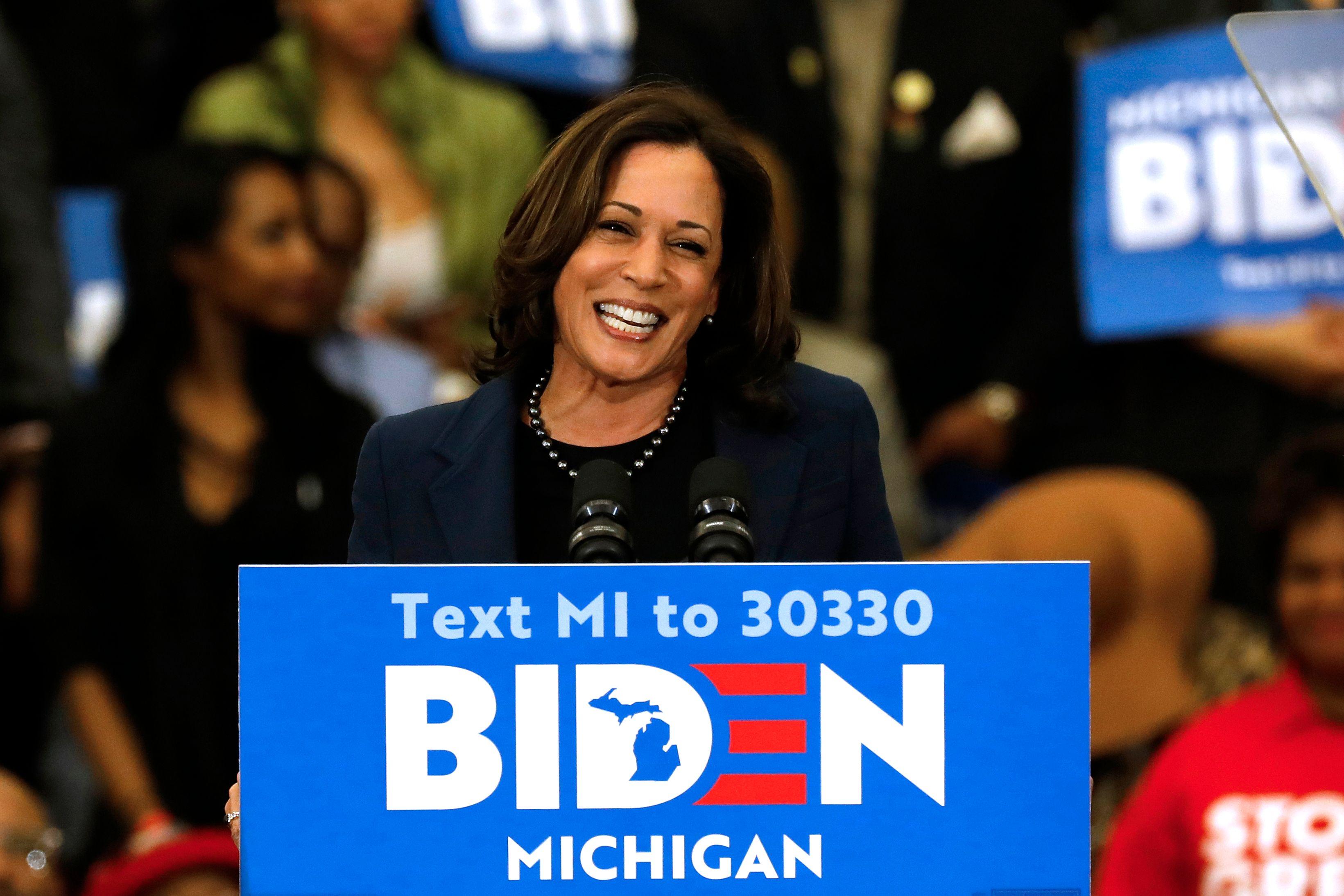 Who Is Kamala Harris Joe Biden S Running Mate The Washington Post