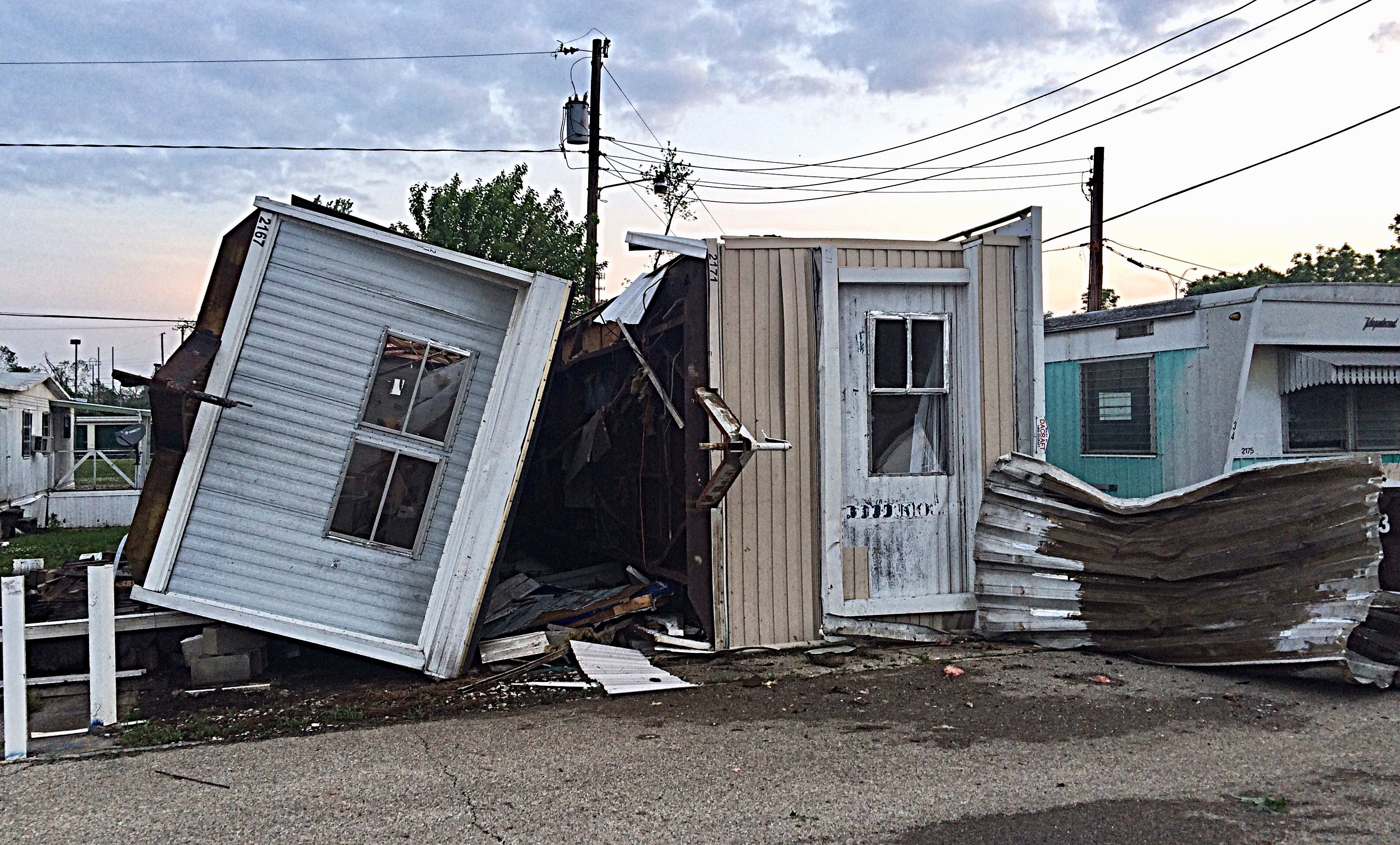 tornado in dayton ohio may 2020