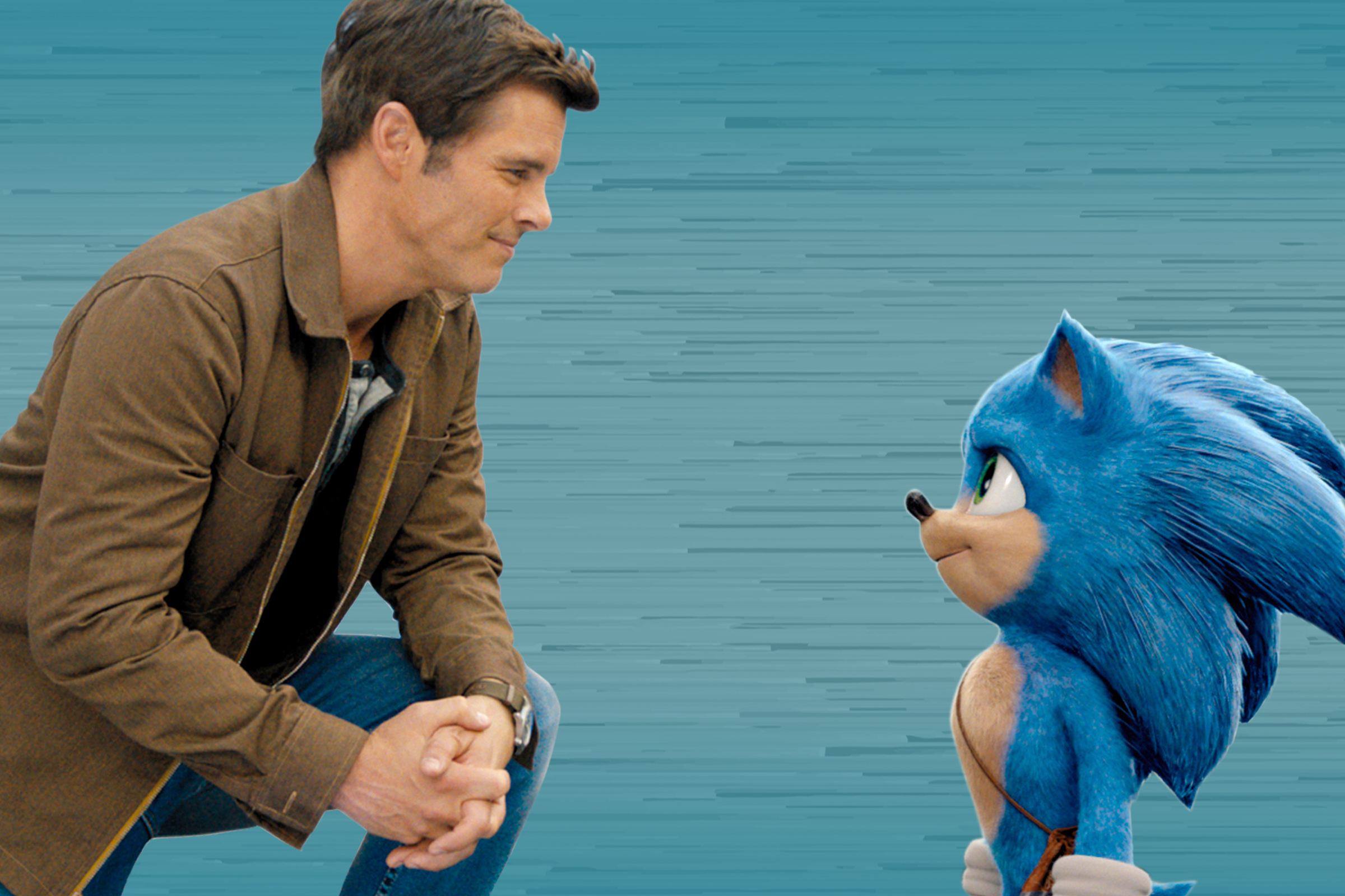 Review The Sonic The Hedgehog Movie Is Actually Excellent The Washington Post