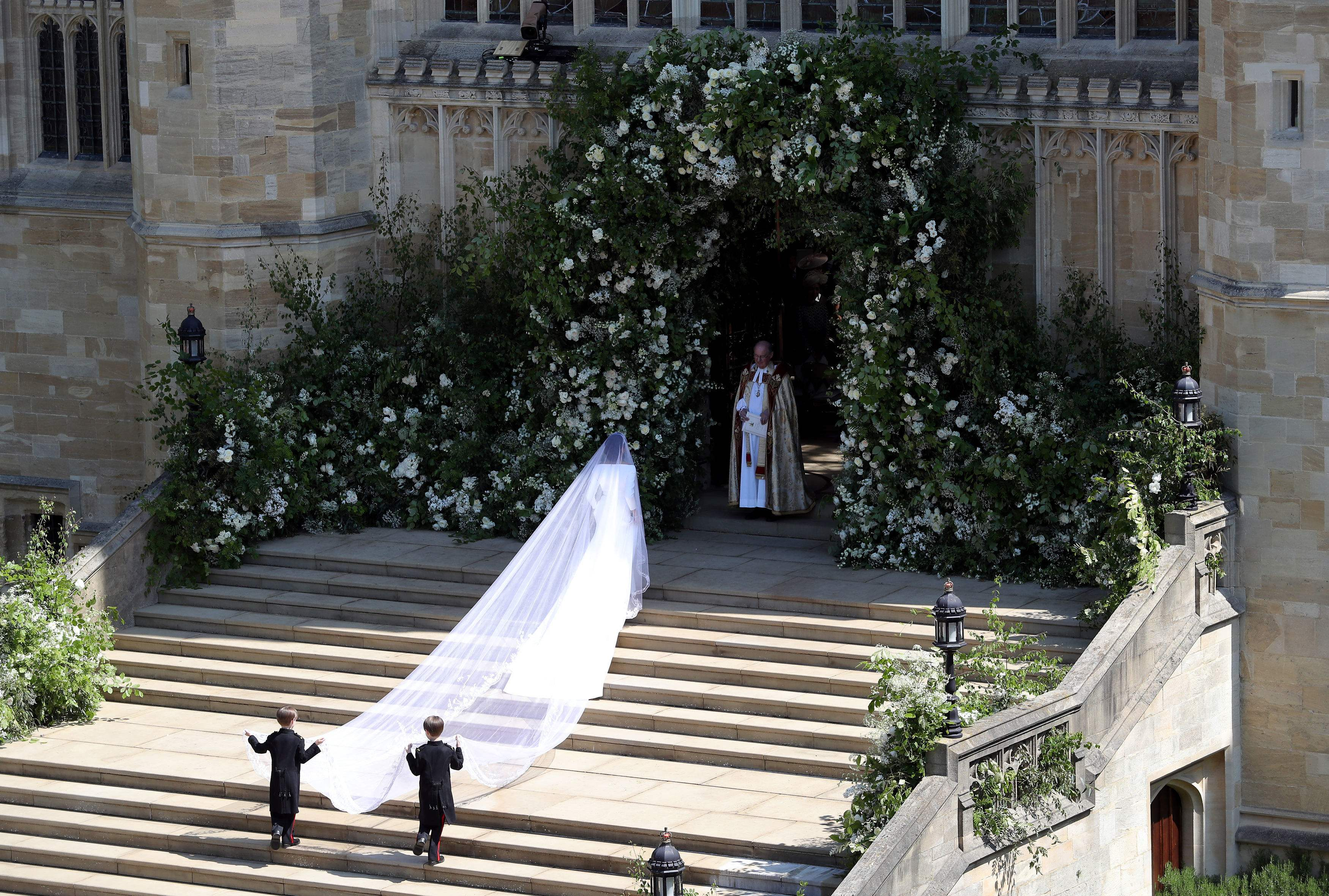 Royal wedding 2018: Prince Harry, Meghan Markle marry - The