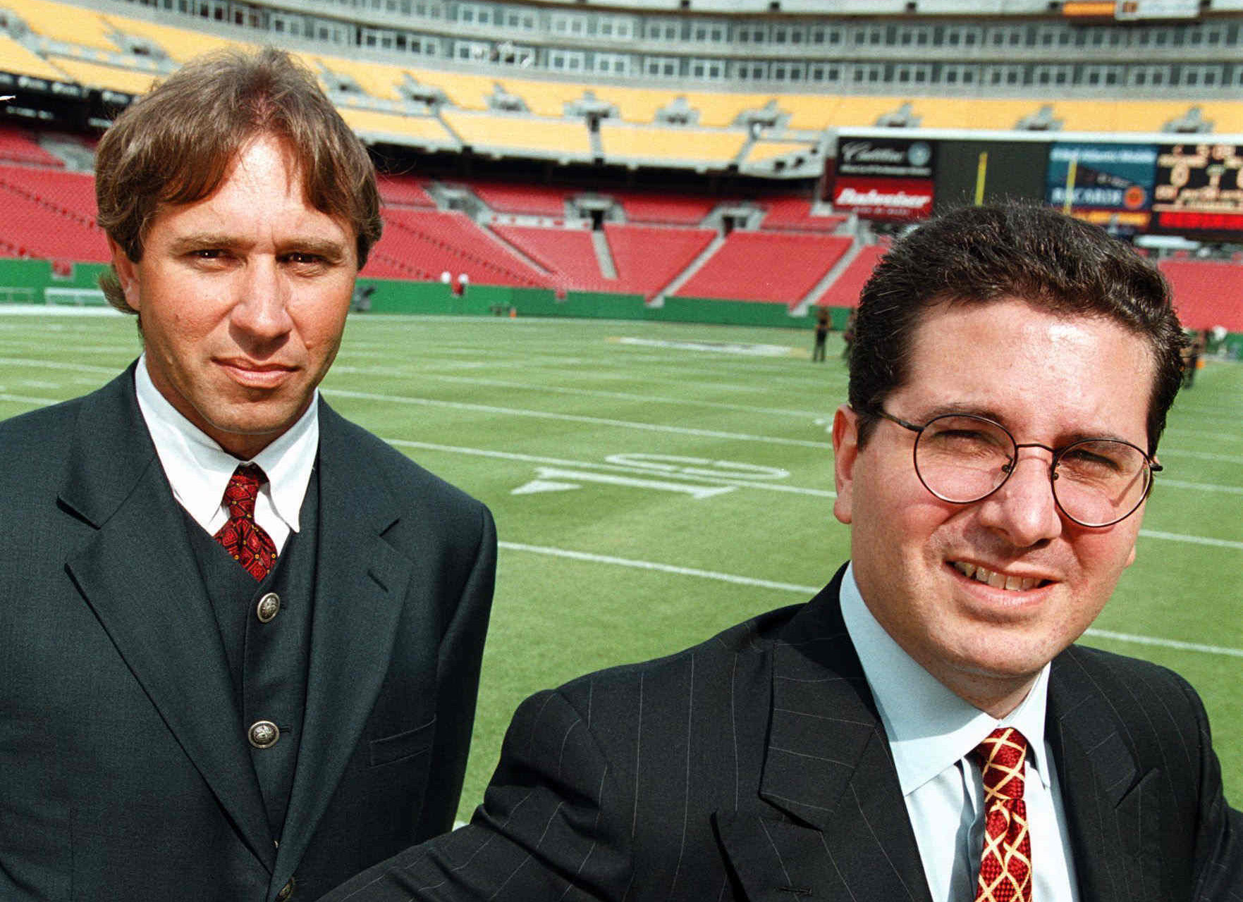 It's been 20 years since Daniel Snyder bought the Redskins. Here's ...