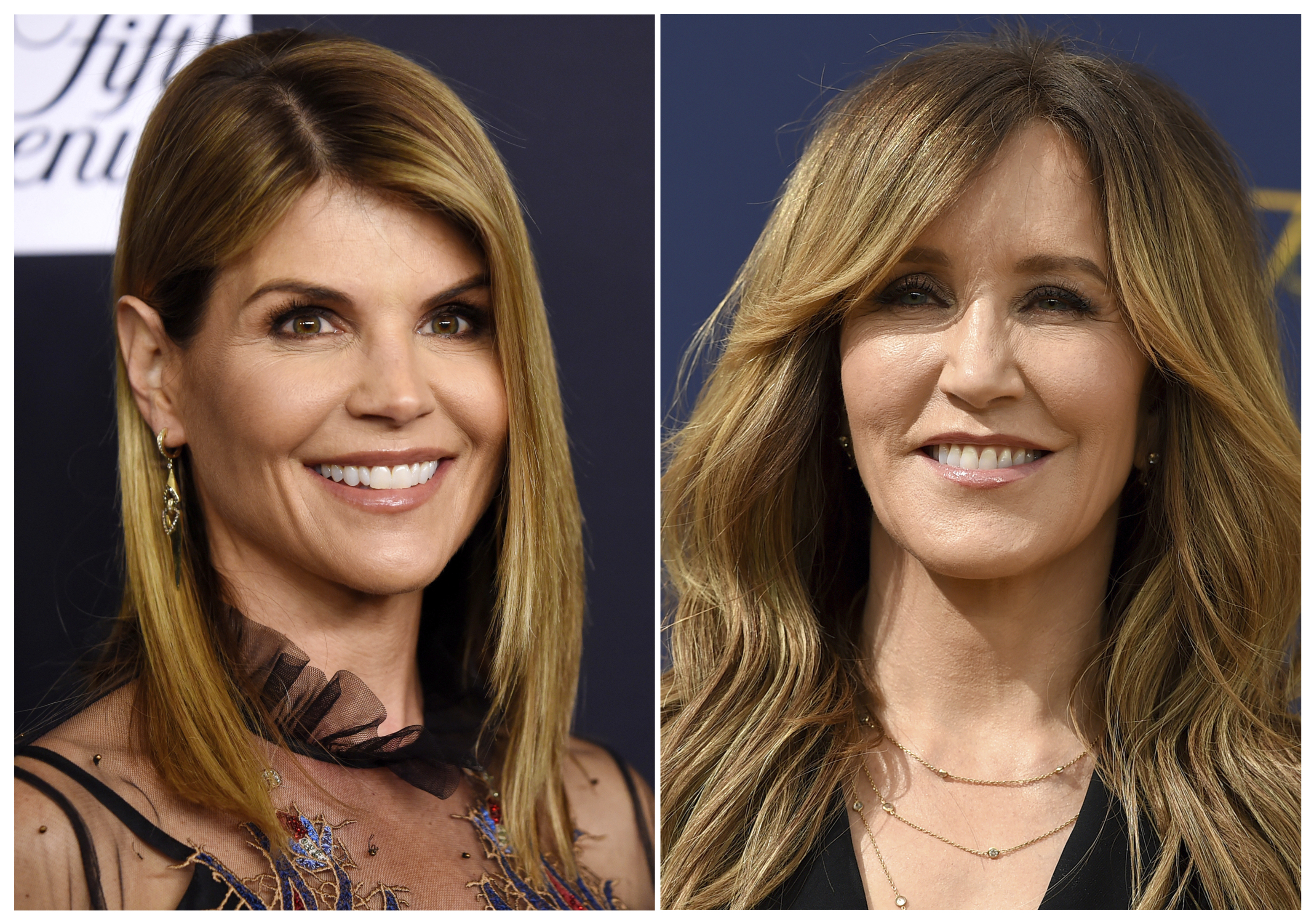 Lori Loughlin fired from Hallmark Channel as her alleged role in