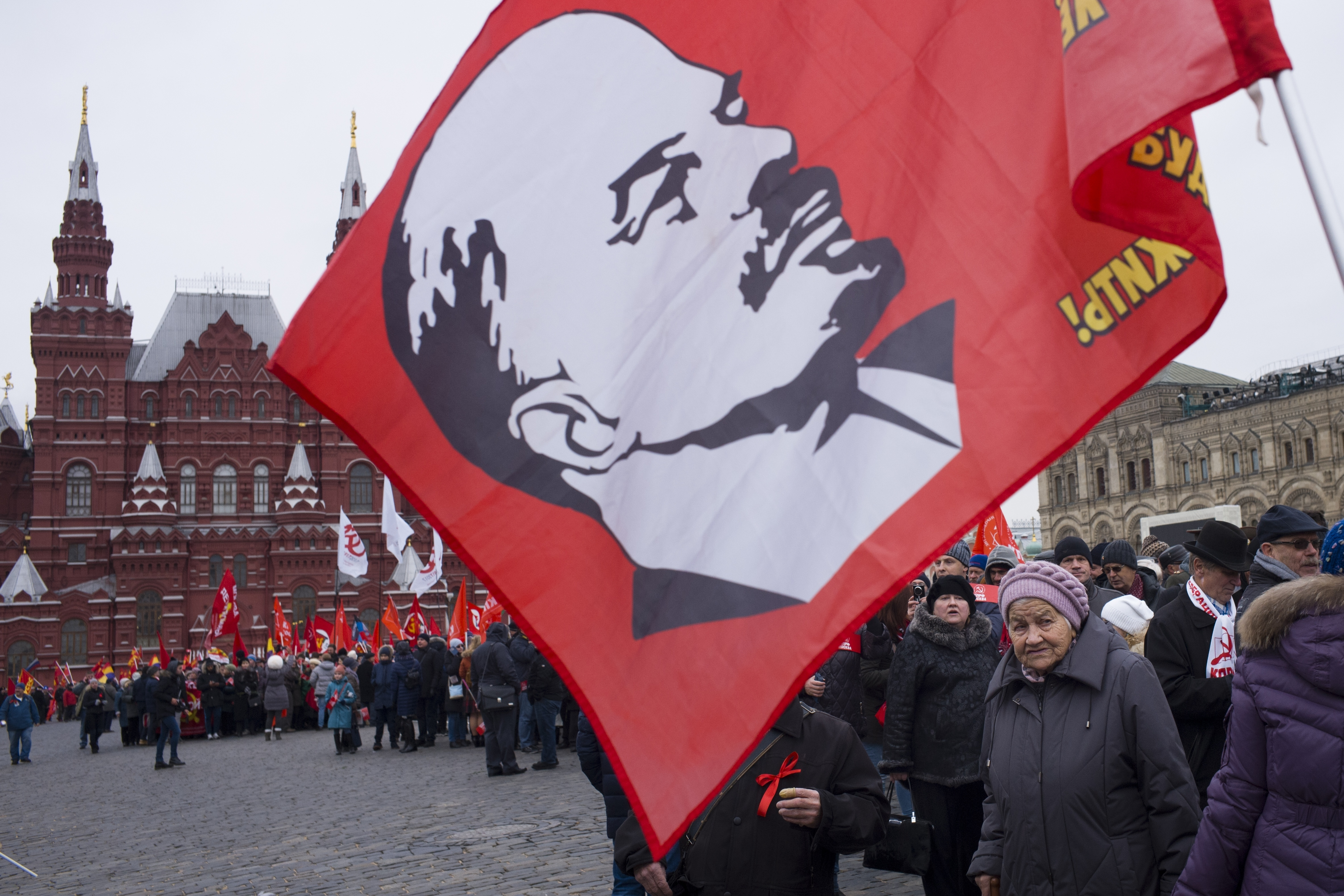 100 years later, Bolshevism is back  And we should be worried  - The