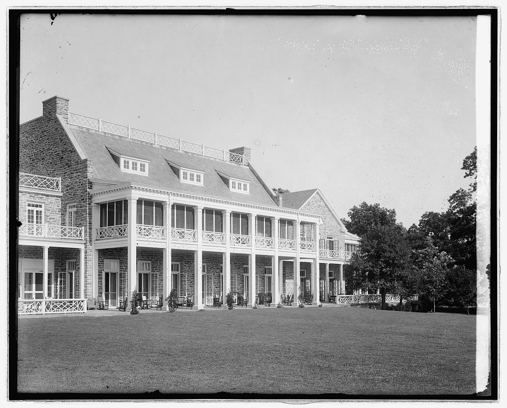 The Chevy Chase Club in Chevy Chase, Md.