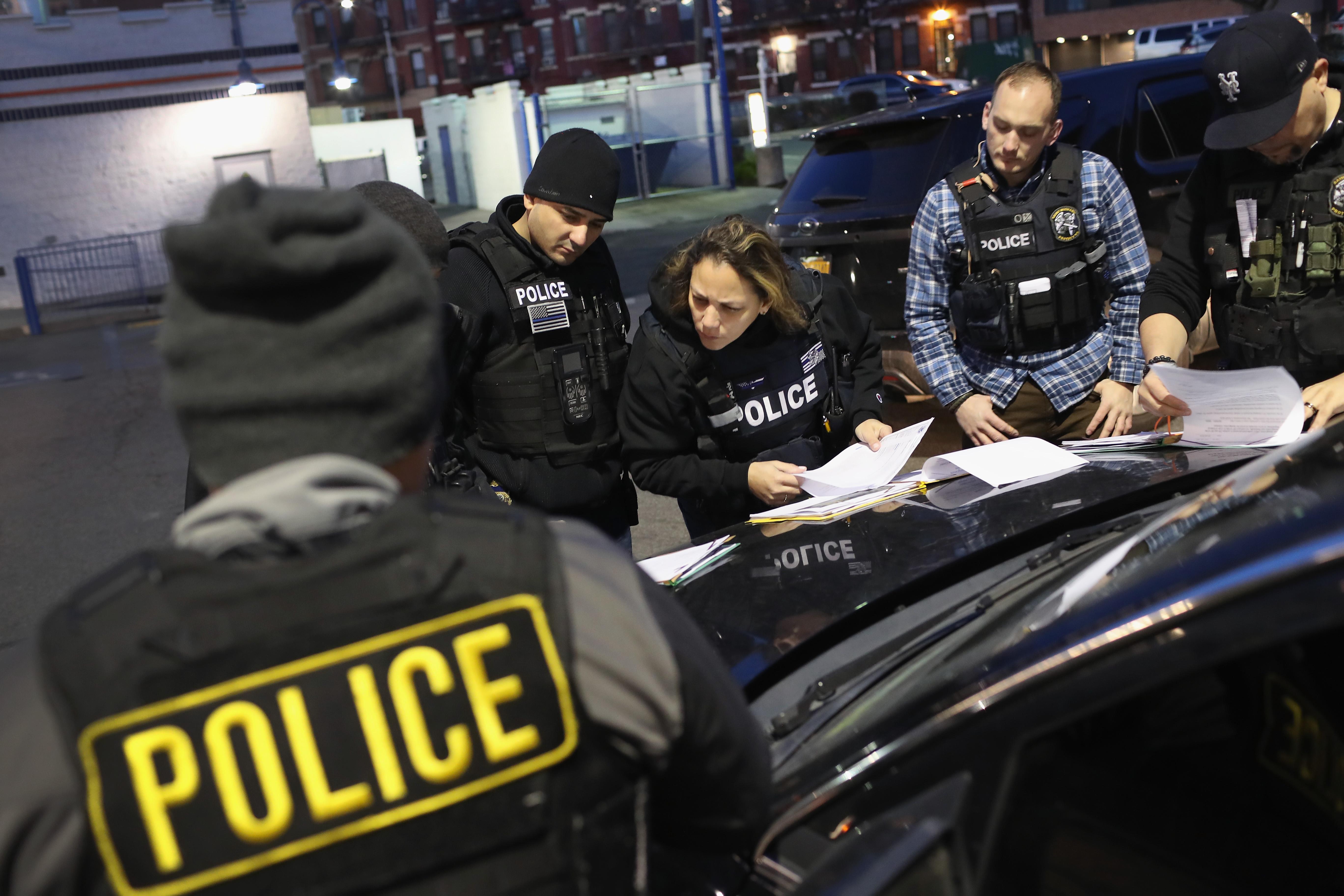 Trump says ICE raids to start Sunday, emphasizing purge of