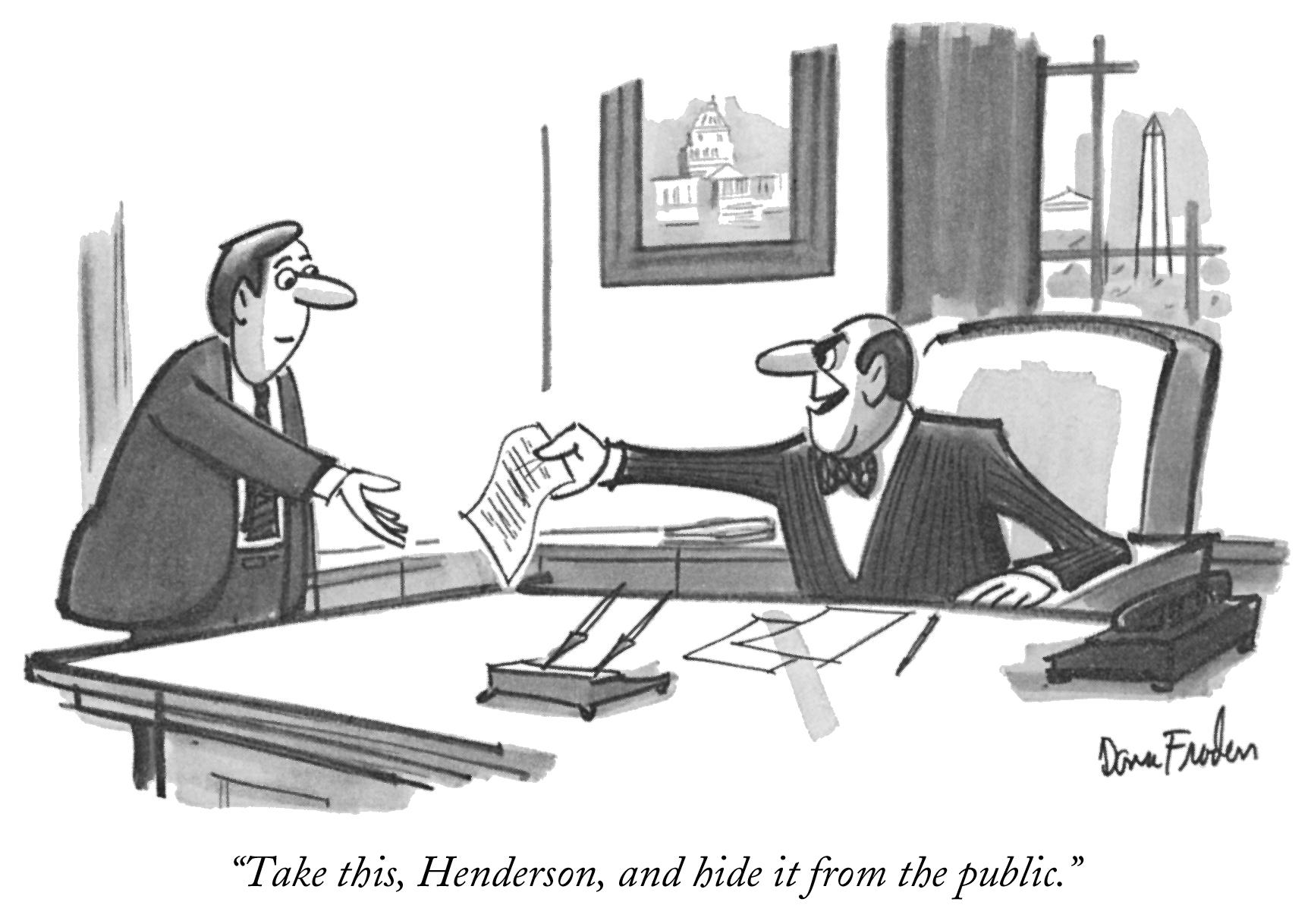 Dana Fradon Prolific New Yorker Cartoonist With A Satirical Edge