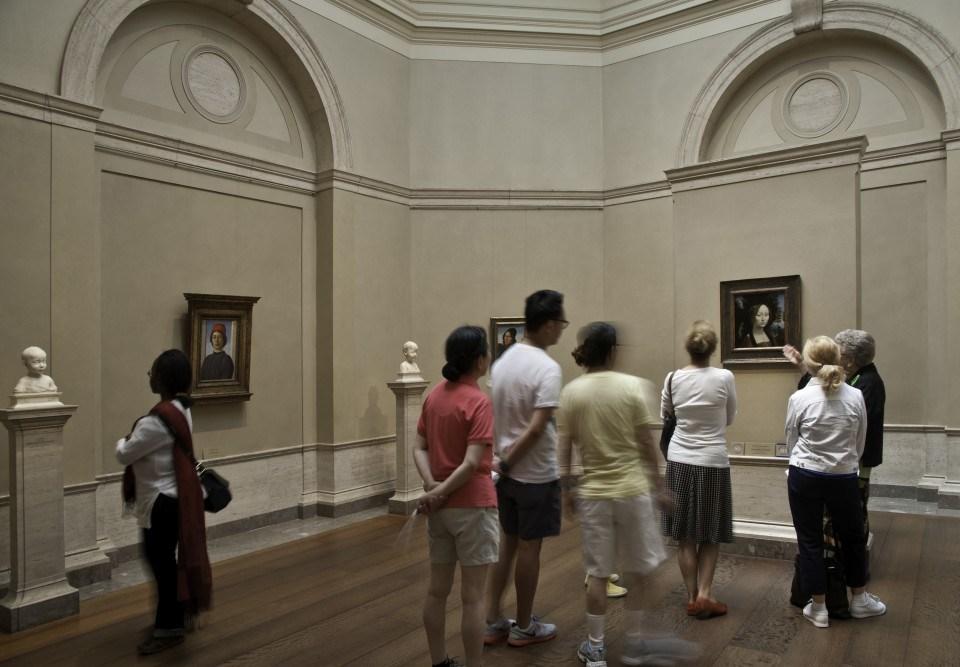 national gallery art