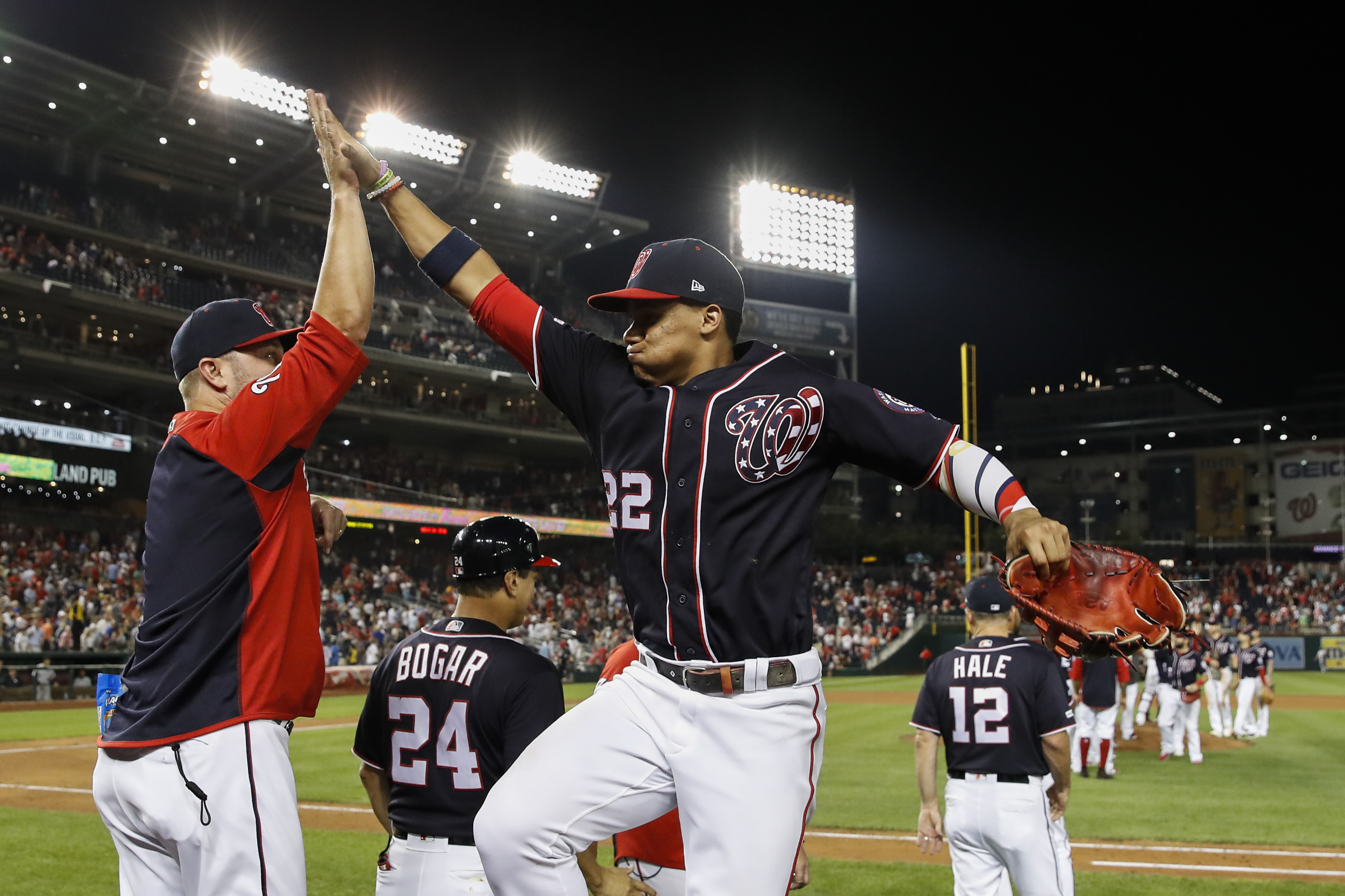 Washington Nationals' possible playoff picture - The